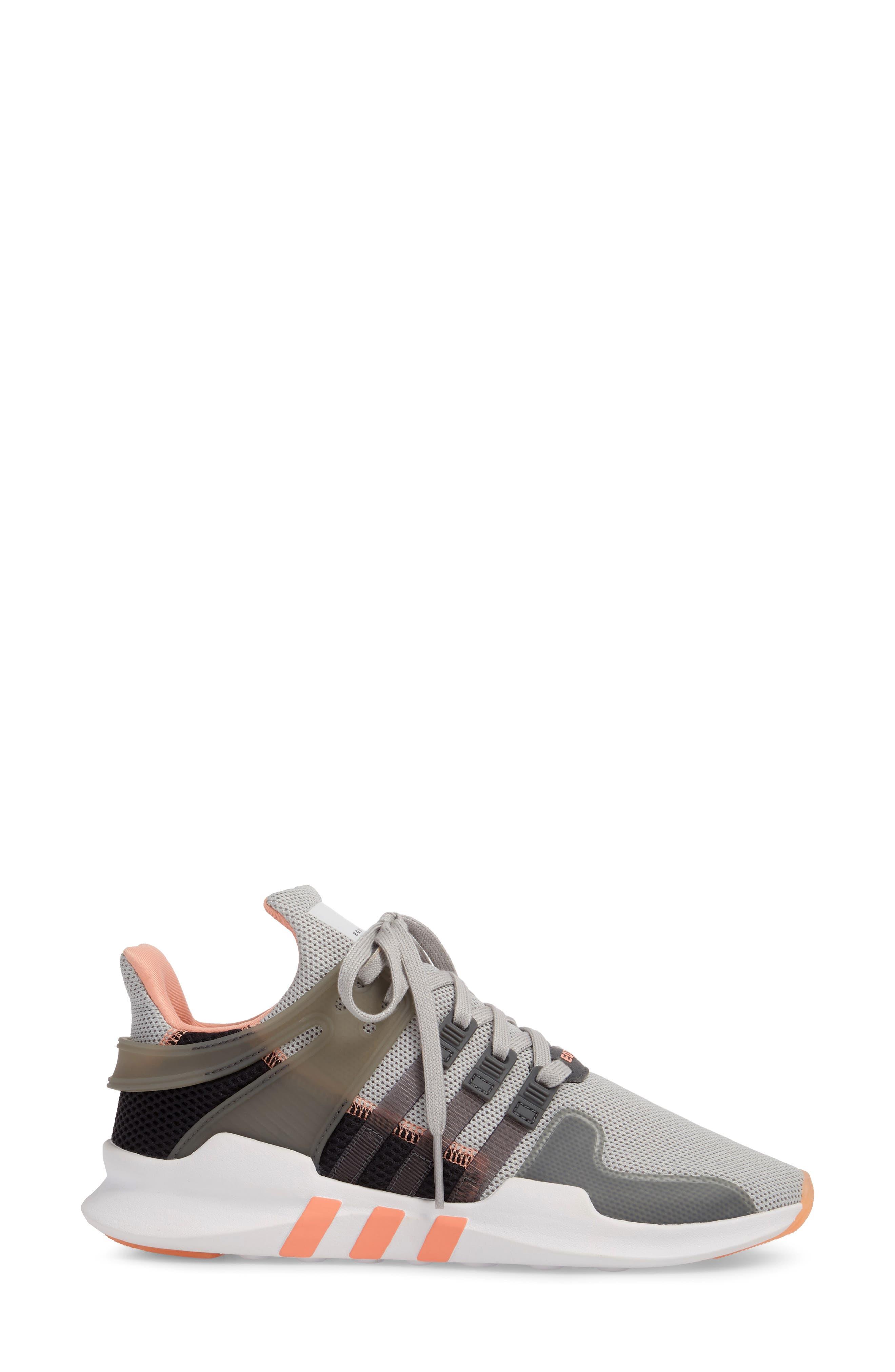 EQT Support Adv Sneaker,                             Alternate thumbnail 8, color,