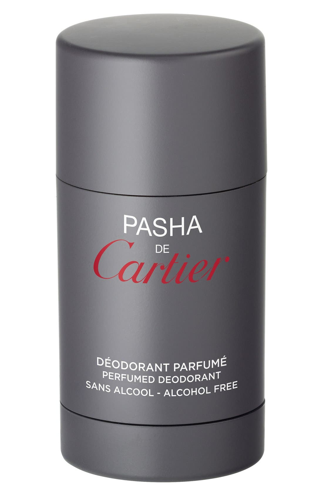 Cartier 'Pasha' Deodorant Stick, Main, color, 000