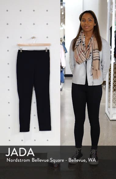 4-Way Stretch Ankle Skinny Pants, sales video thumbnail