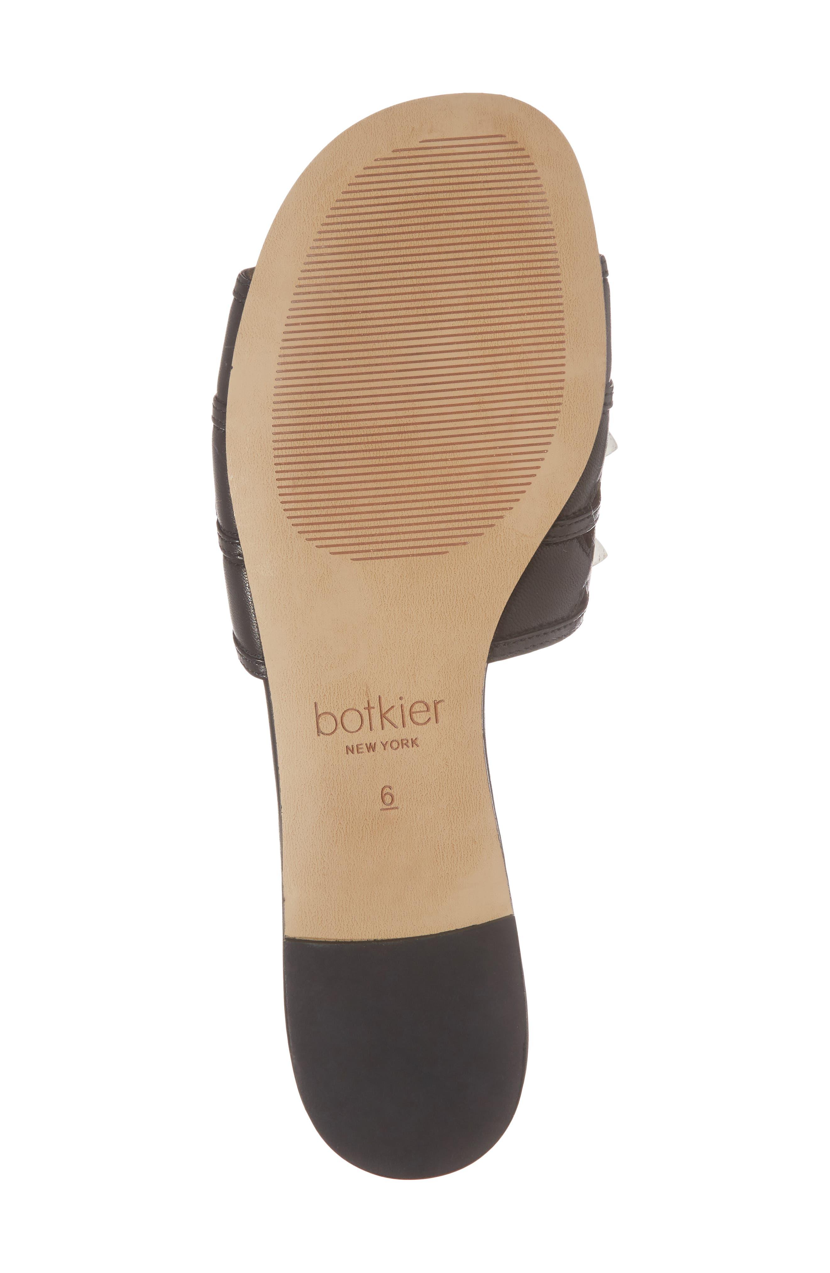 BOTKIER,                             Maeva Slide Sandal,                             Alternate thumbnail 6, color,                             001