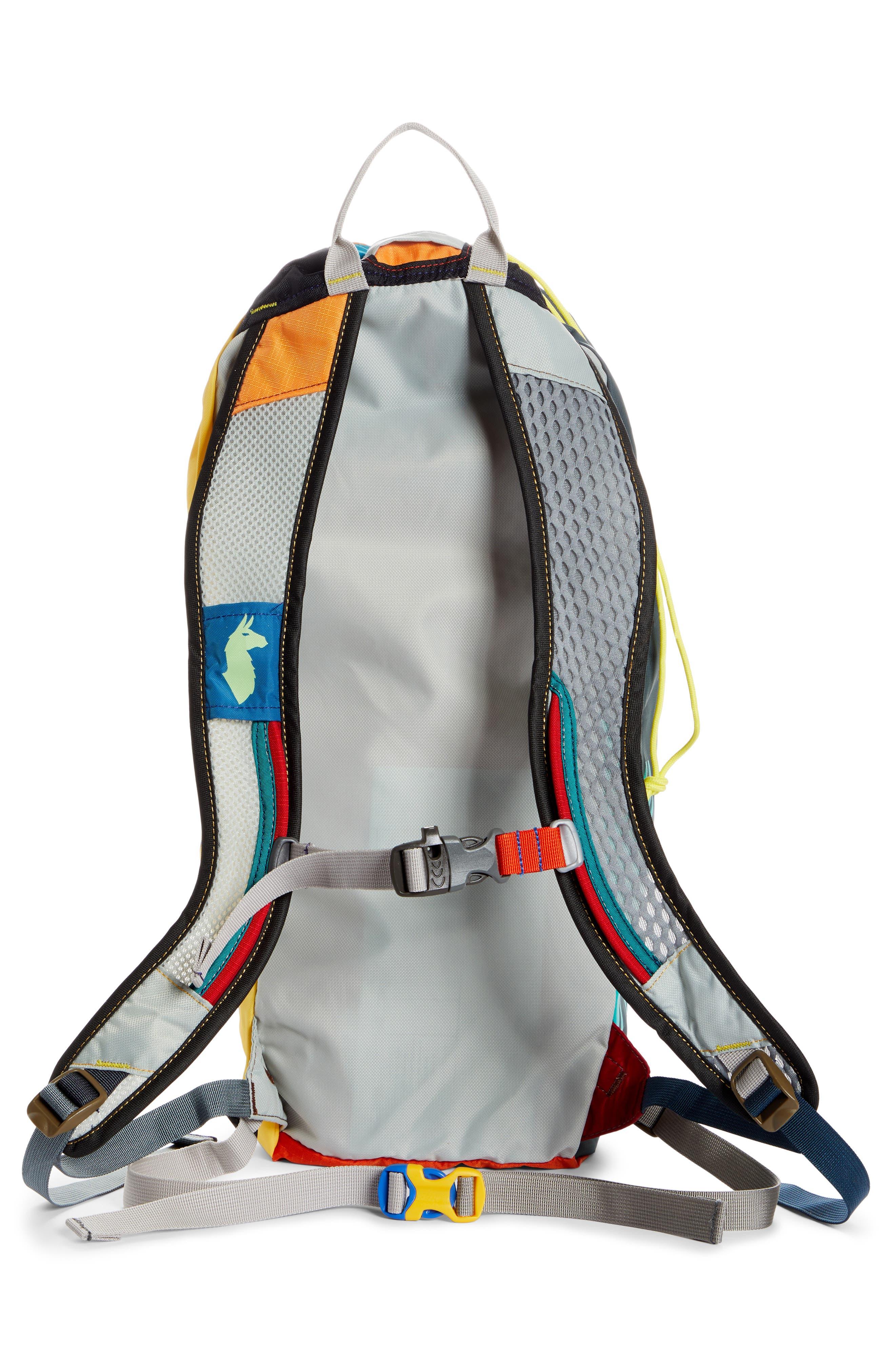 Luzon 18L Daypack,                             Alternate thumbnail 4, color,                             DEL DIA