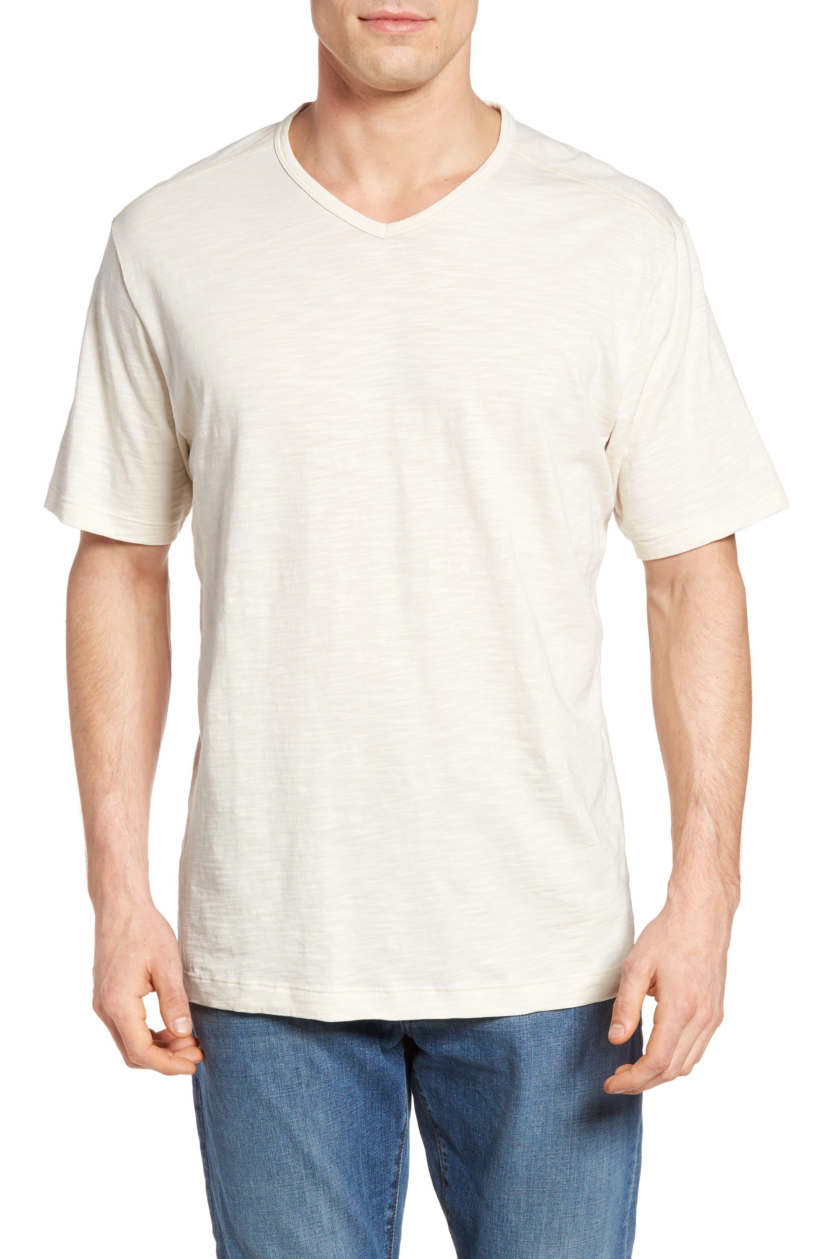 'Portside Player' Pima Cotton T-Shirt,                             Alternate thumbnail 17, color,