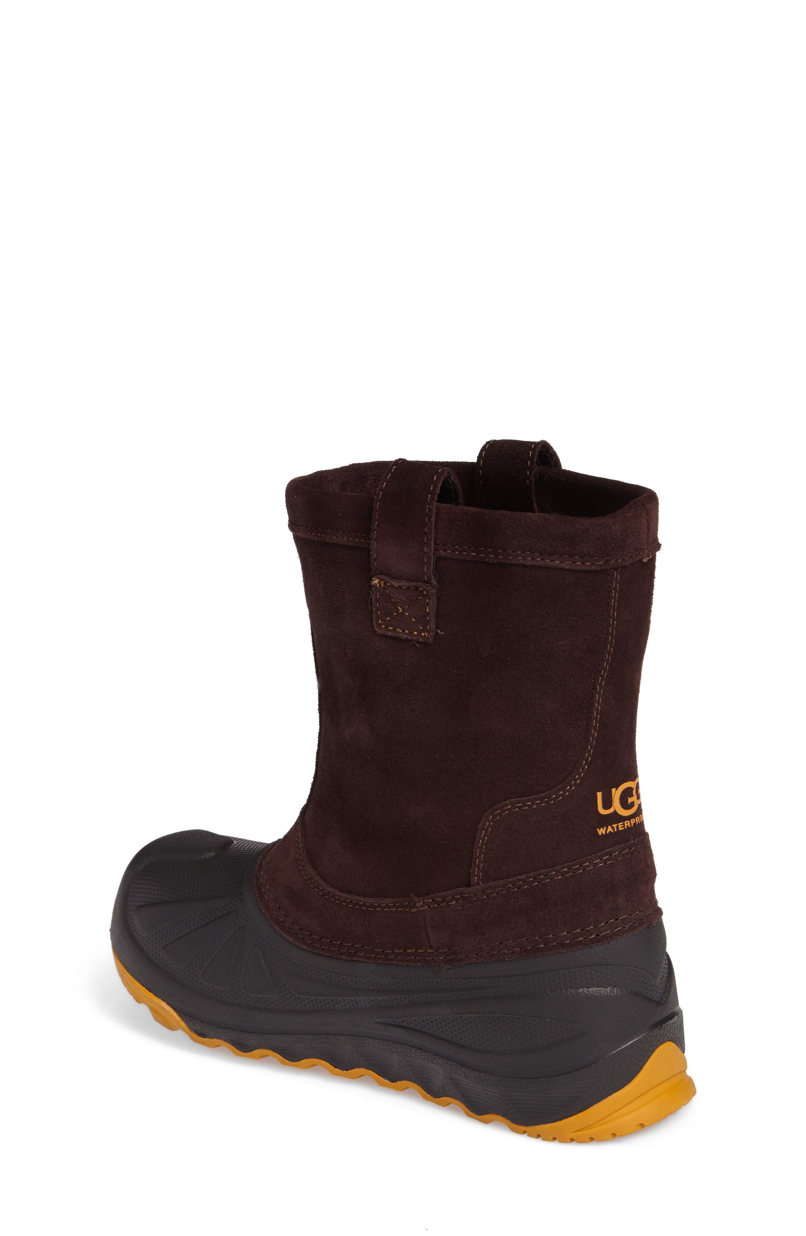 Evertt Waterproof Thinsulate<sup>™</sup> Insulated Snow Boot,                             Alternate thumbnail 3, color,