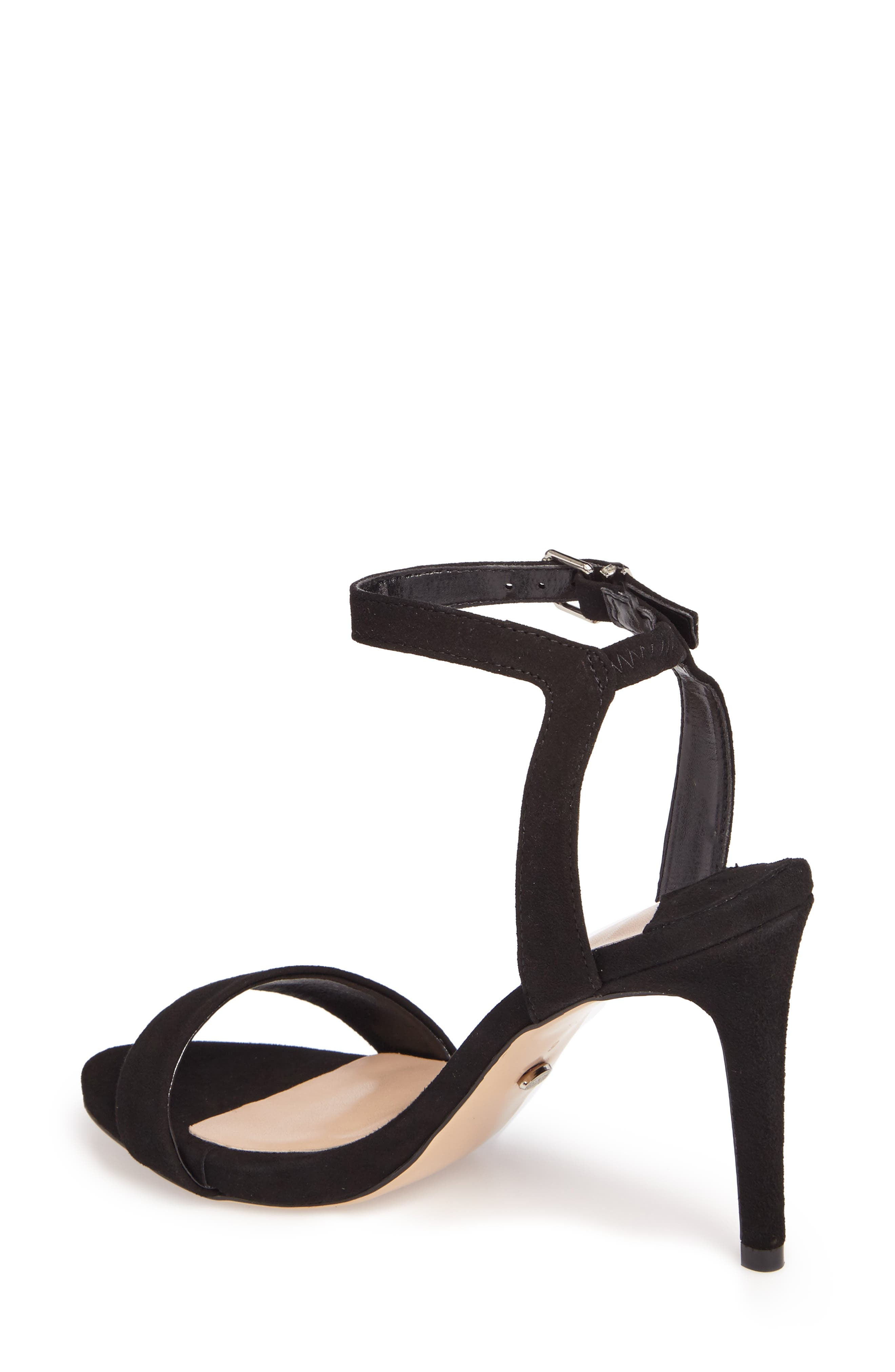 TONY BIANCO,                             Char Ankle Cuff Sandal,                             Alternate thumbnail 2, color,                             001