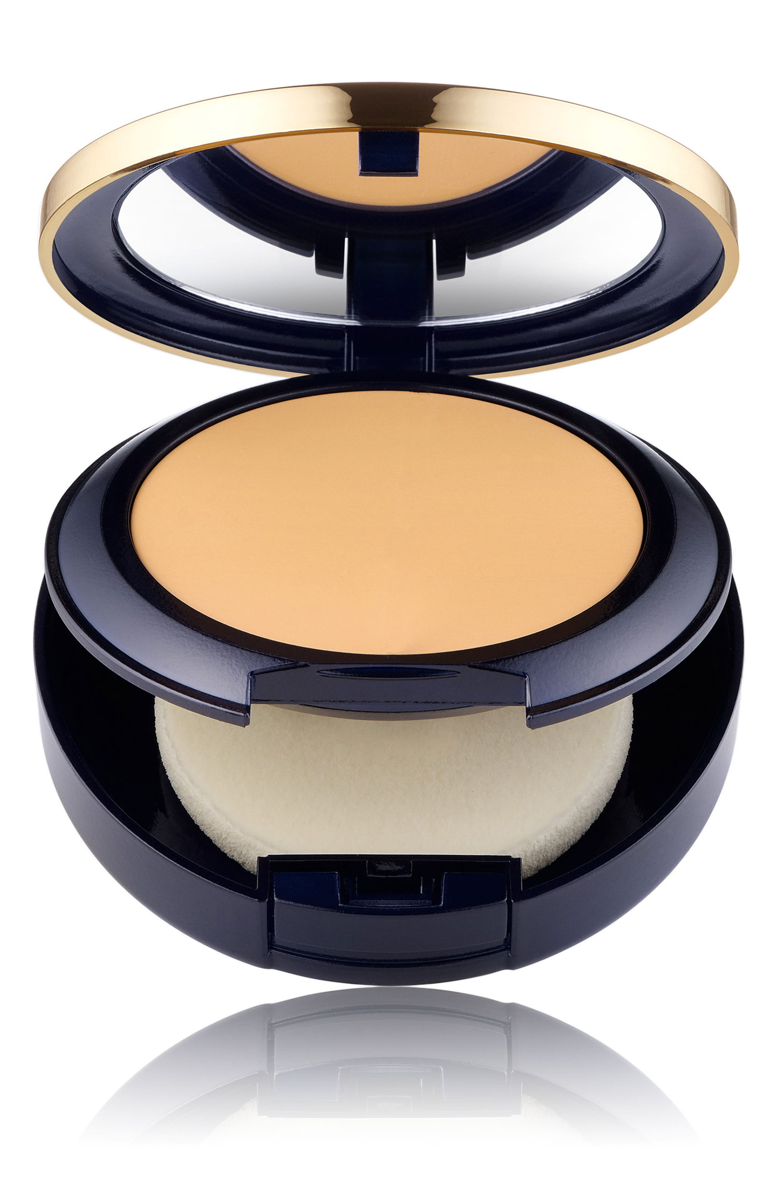 Estee Lauder Double Wear Stay In Place Matte Powder Foundation - 4N2 Spiced Sand