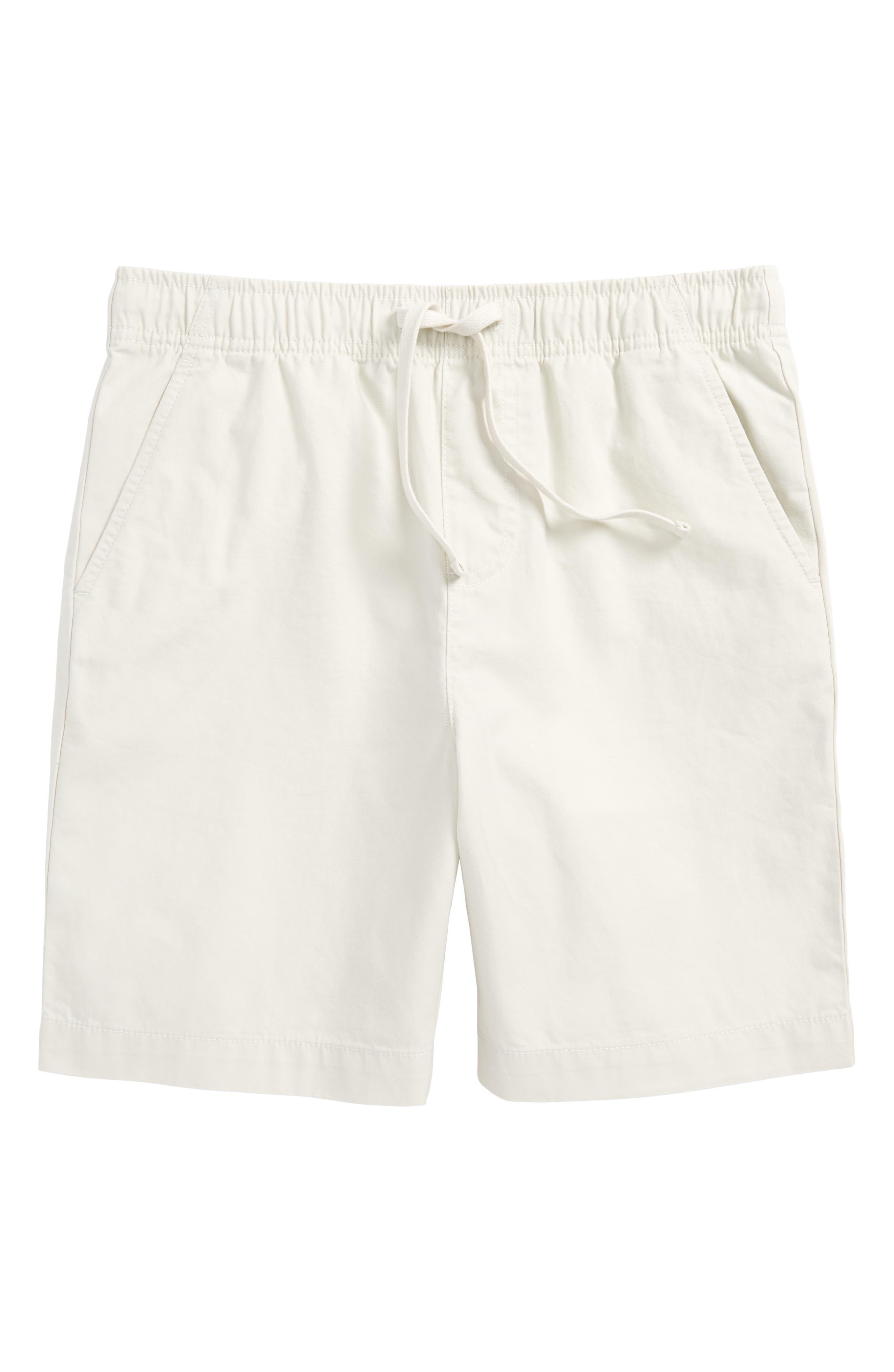 Elastic Waist Shorts,                             Main thumbnail 1, color,                             274