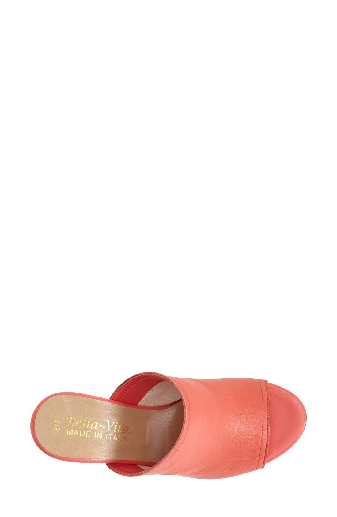 'Arno' Leather Mule,                             Alternate thumbnail 20, color,
