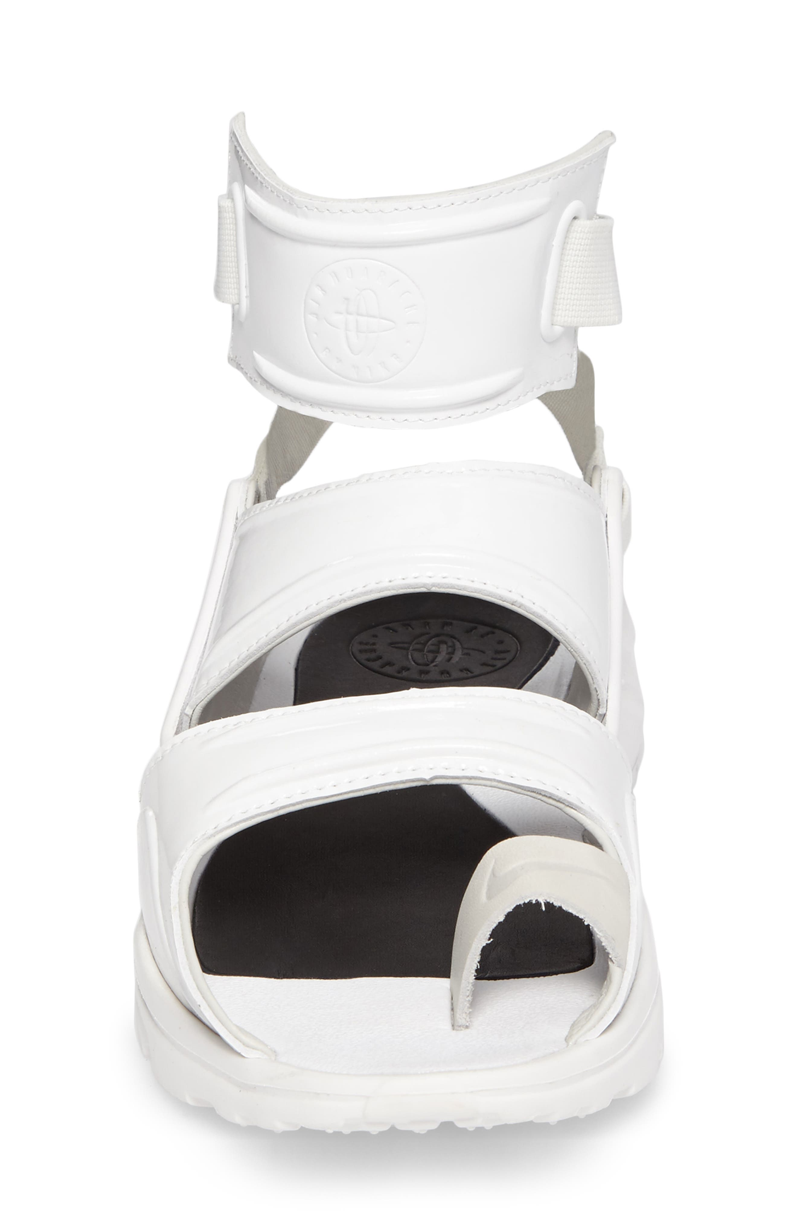 Air Huarache Gladiator Sandal,                             Alternate thumbnail 7, color,