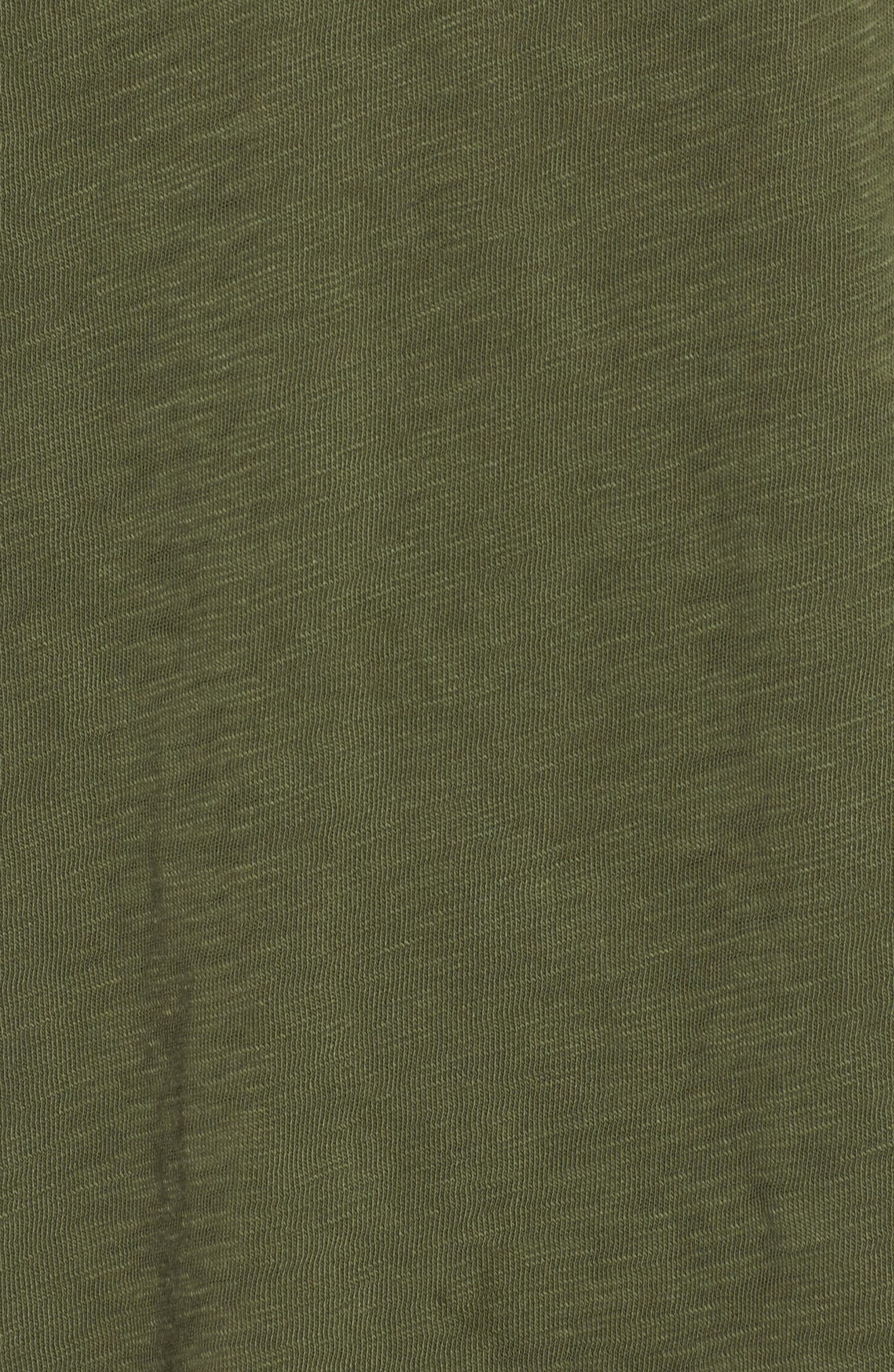 Long Sleeve Henley T-Shirt,                             Alternate thumbnail 10, color,