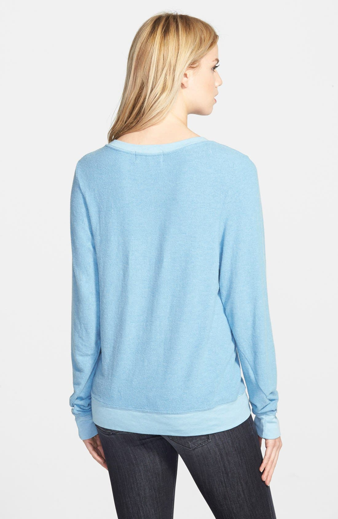 'Baggy Beach Jumper' Pullover,                             Alternate thumbnail 114, color,