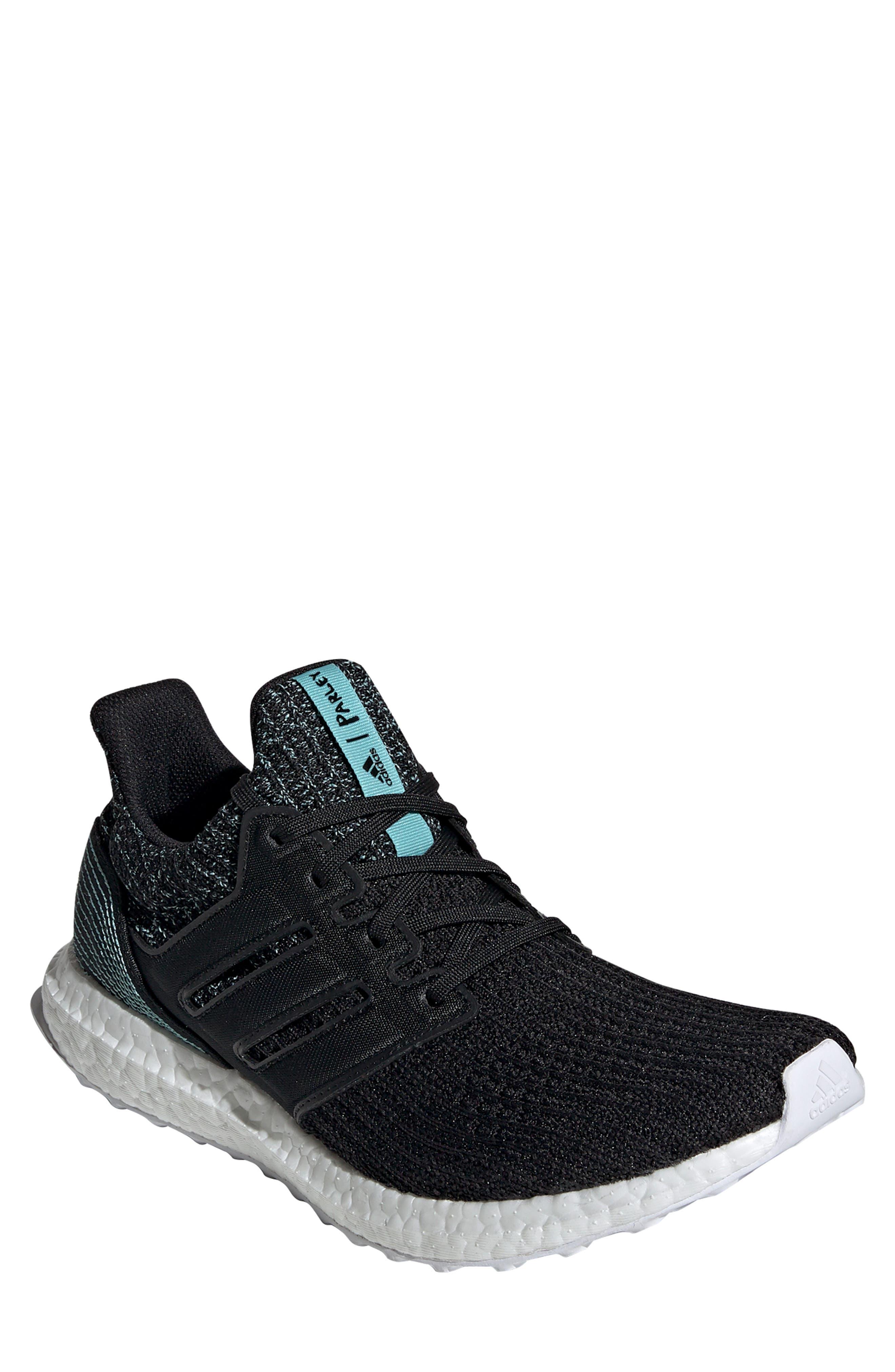 Parley UltraBoost Sneaker,                             Main thumbnail 1, color,                             001