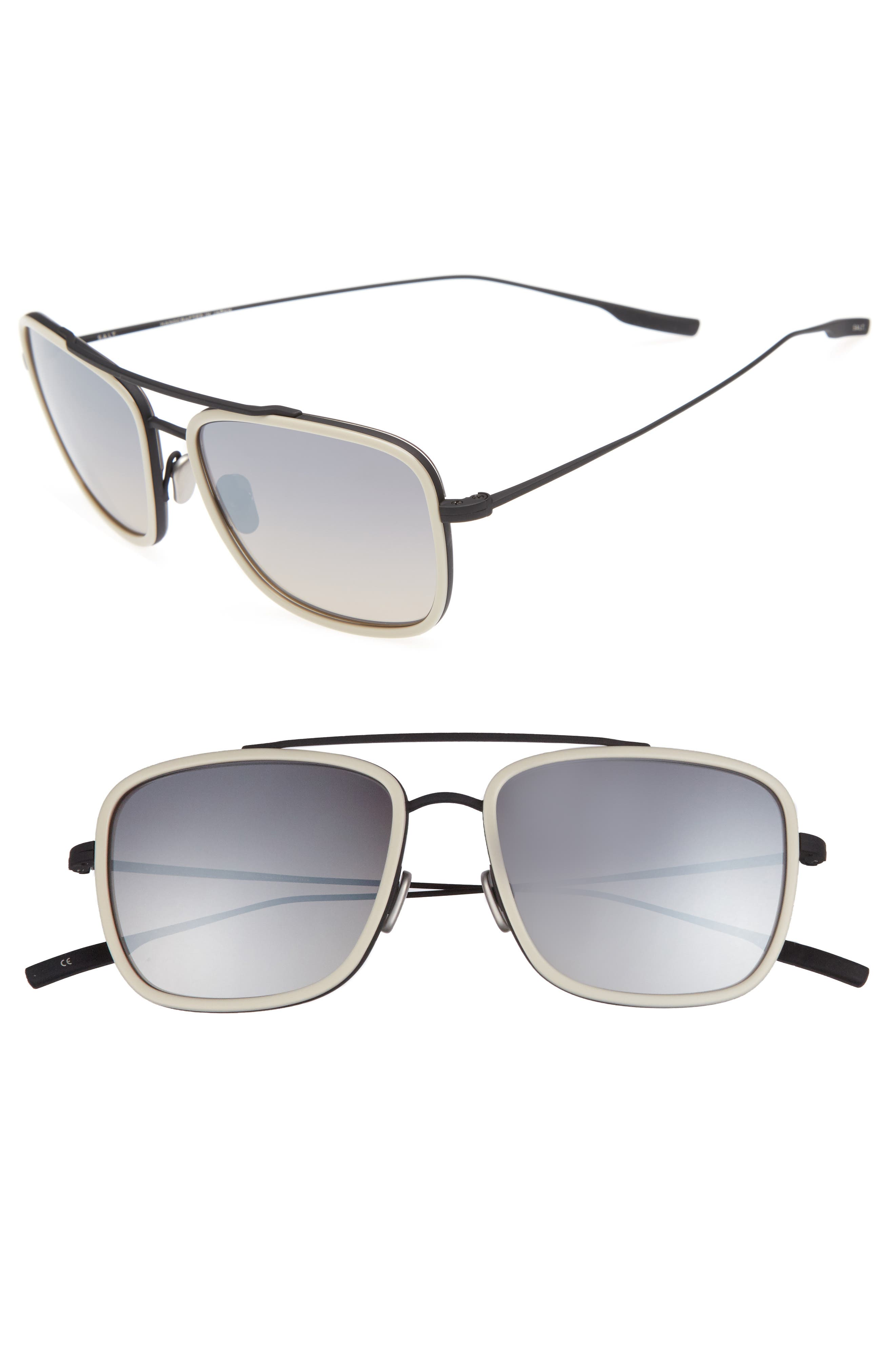 Harrison 54mm Polarized Sunglasses,                         Main,                         color, 011