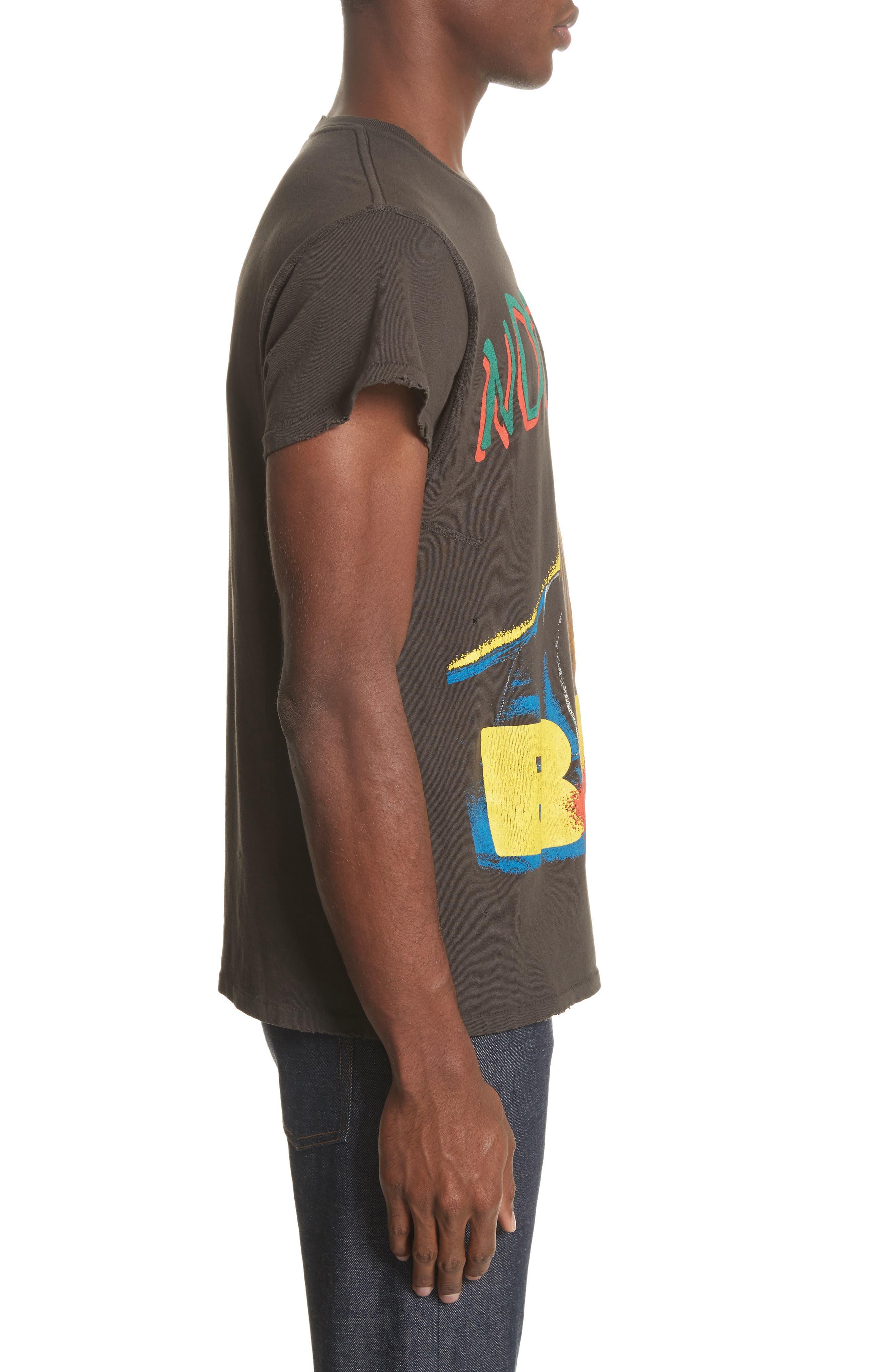 Notorious B.I.G. Graphic T-Shirt,                             Alternate thumbnail 3, color,                             001
