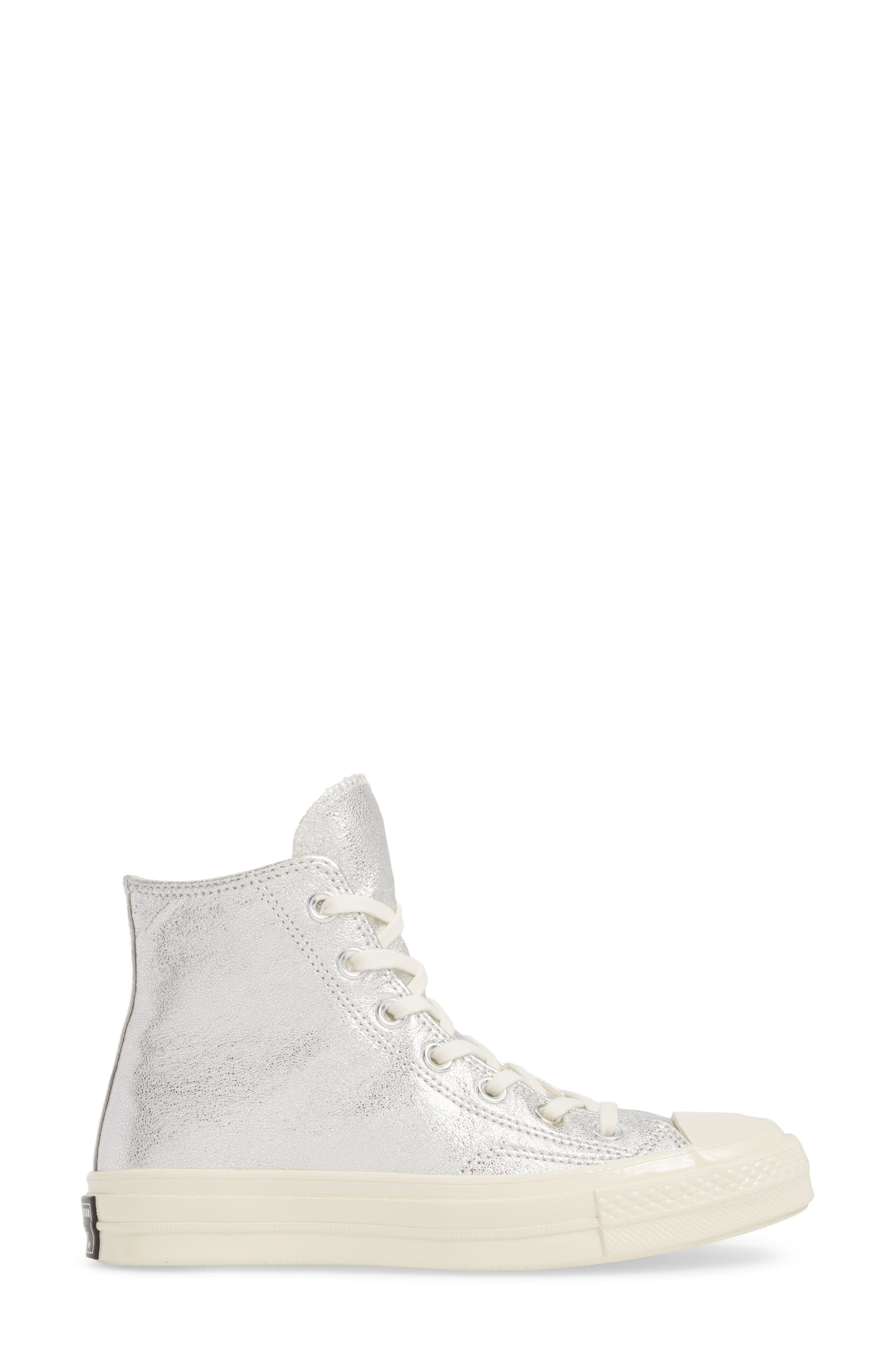 Chuck Taylor<sup>®</sup> All Star<sup>®</sup> Heavy Metal 70 High Top Sneaker,                             Alternate thumbnail 3, color,                             040