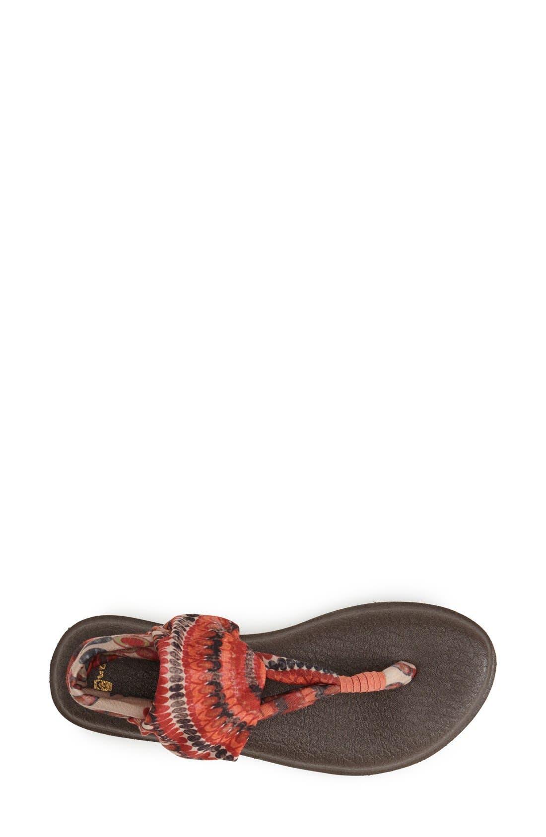 'Yoga Sling 2' Sandal,                             Alternate thumbnail 80, color,