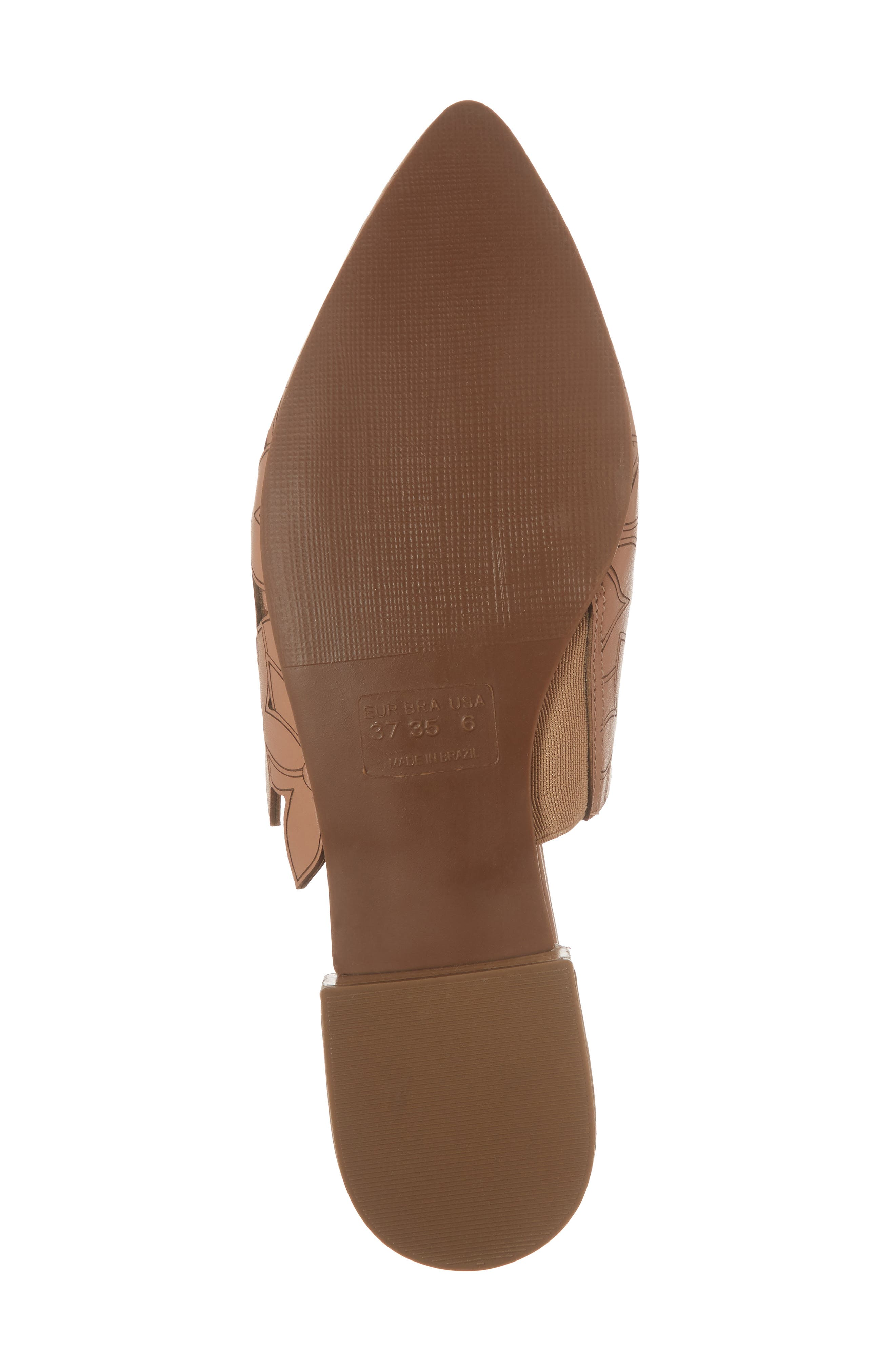 Gianni Mule,                             Alternate thumbnail 6, color,                             NUDE LEATHER