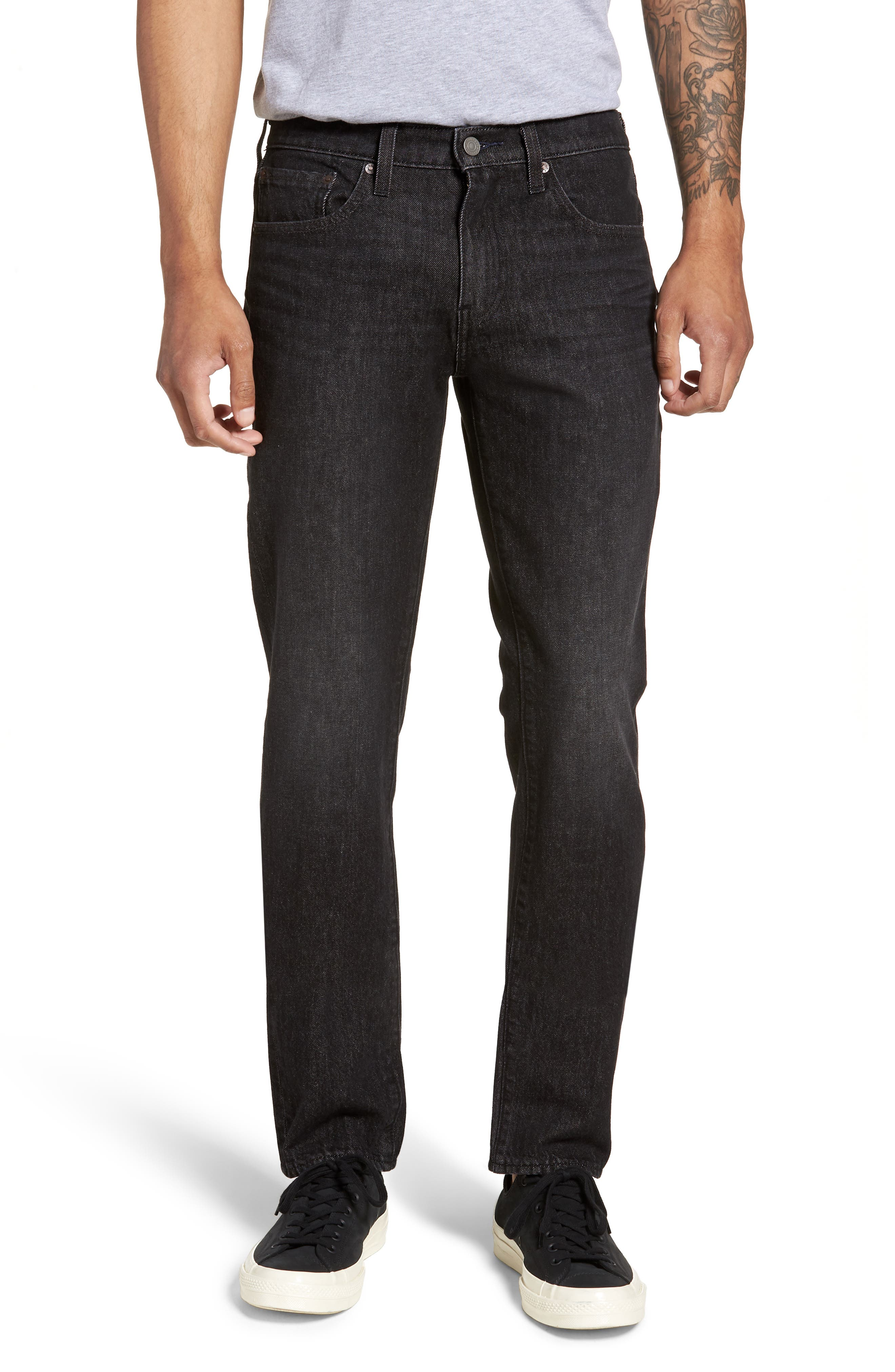 511<sup>™</sup> Slim Fit Jeans,                         Main,                         color, 001