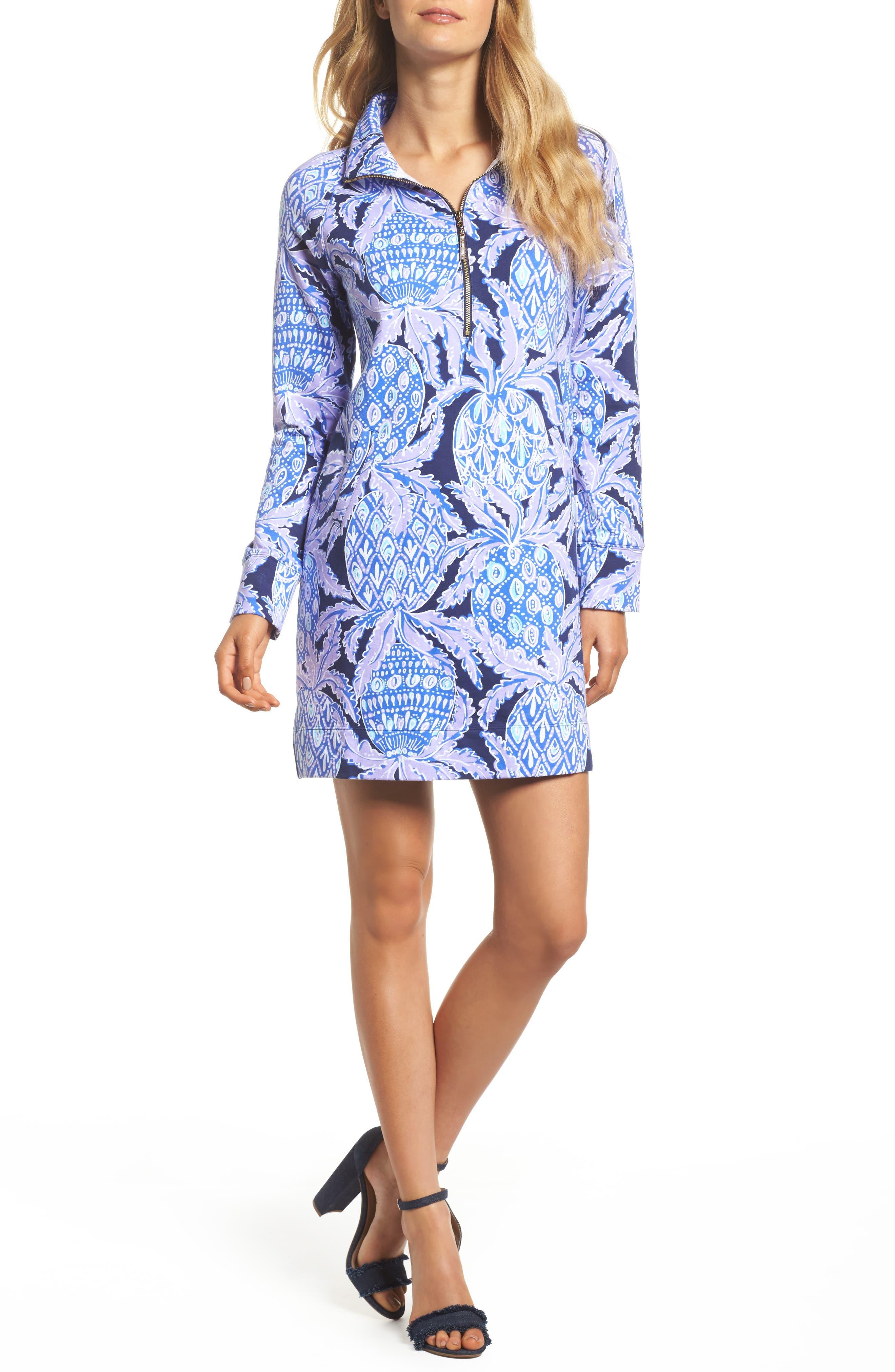 Skipper UPF 50+ Dress,                             Main thumbnail 1, color,
