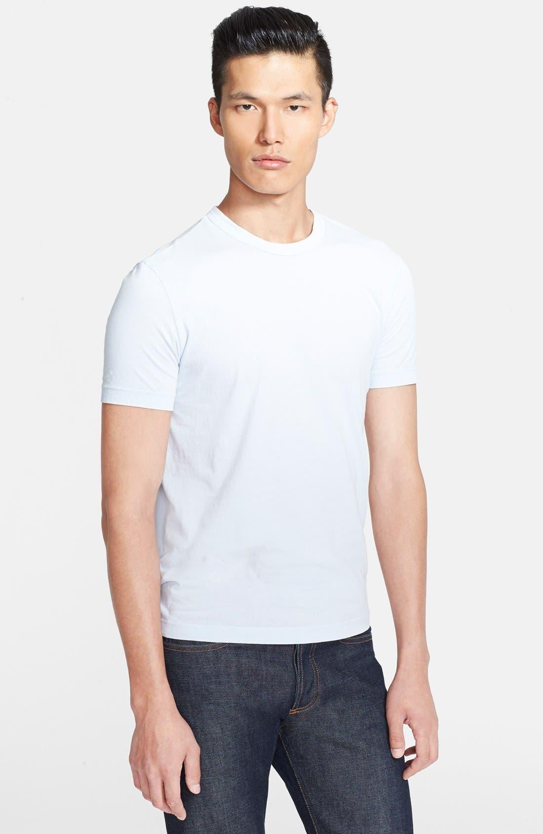 Crewneck Jersey T-Shirt,                             Main thumbnail 85, color,