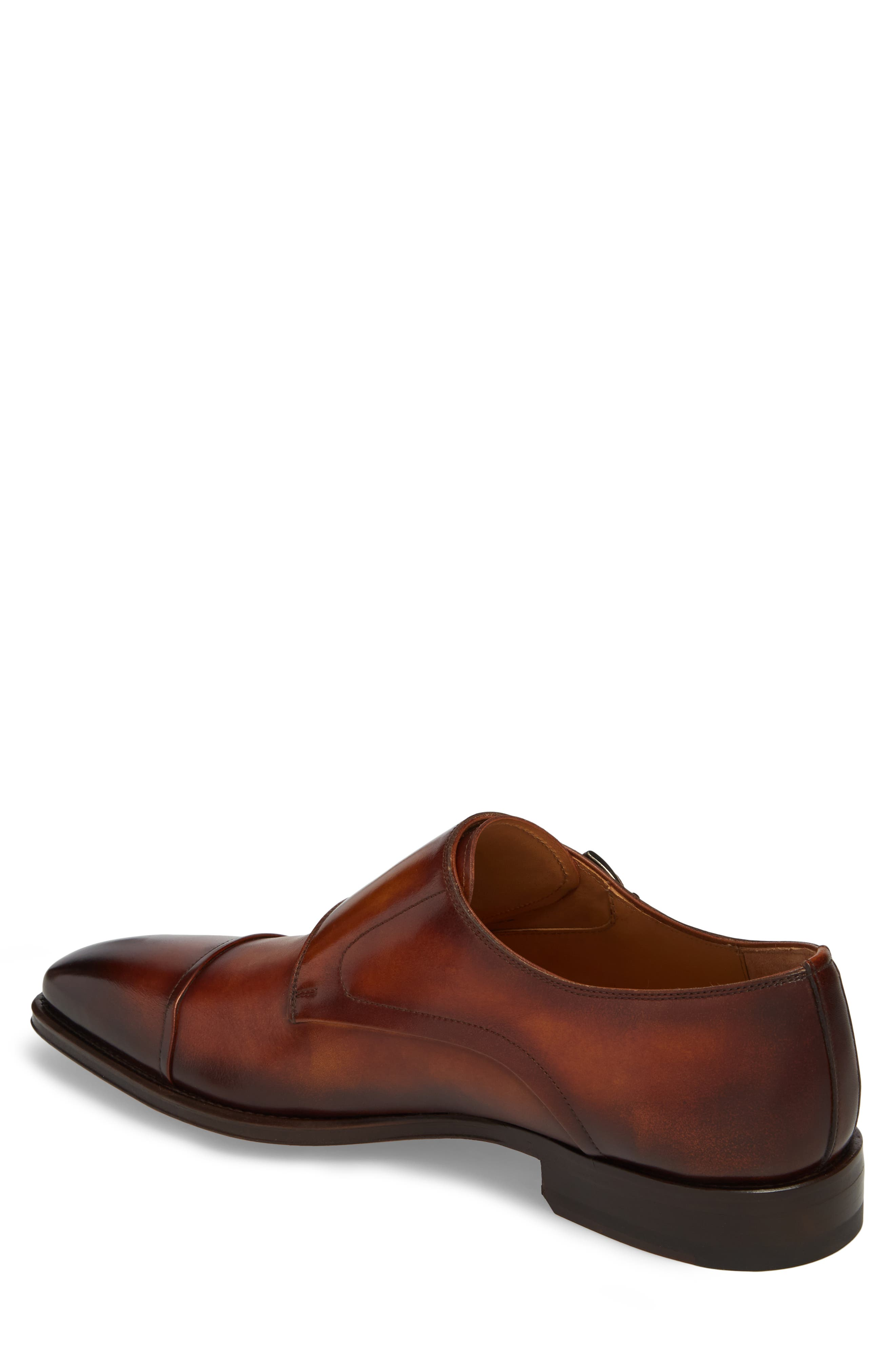 Silvio Double Monk Strap Shoe,                             Alternate thumbnail 2, color,                             230