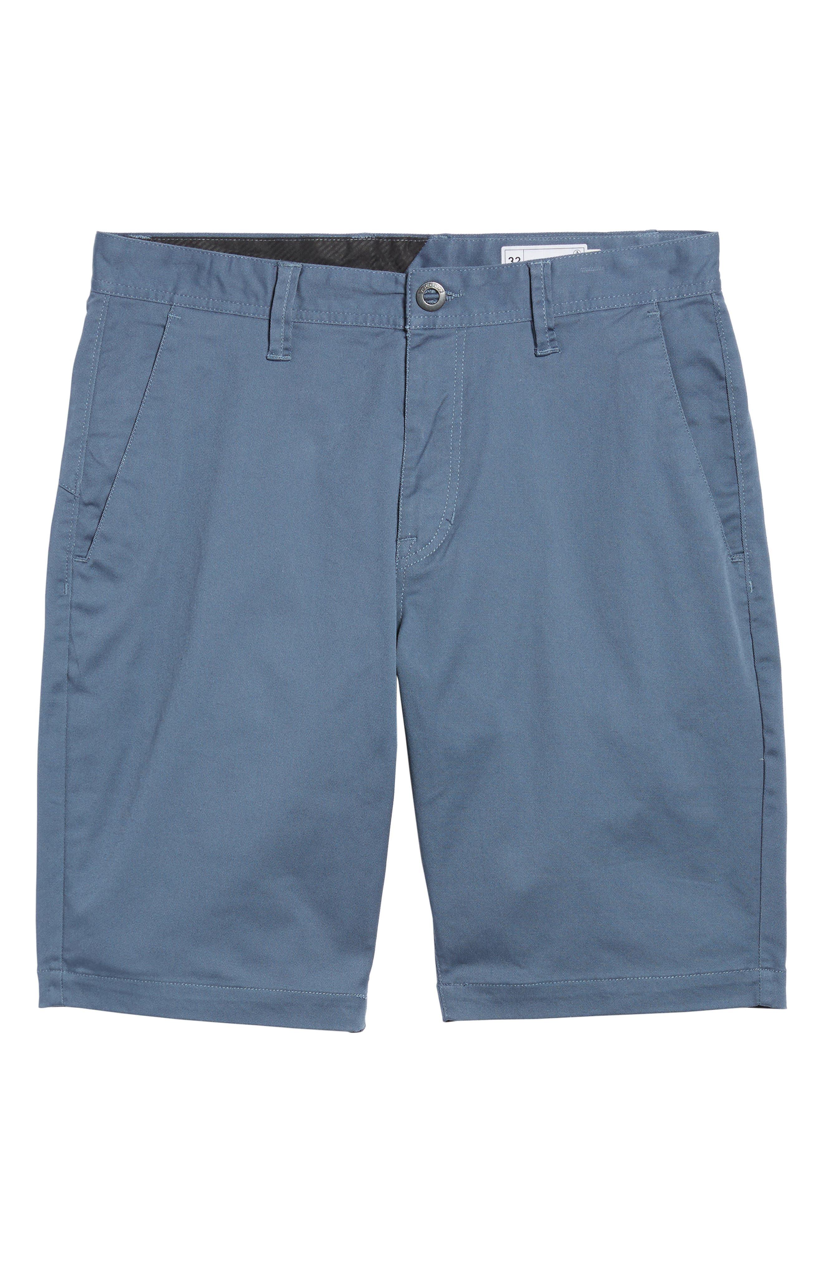 'Modern' Stretch Chino Shorts,                             Alternate thumbnail 54, color,
