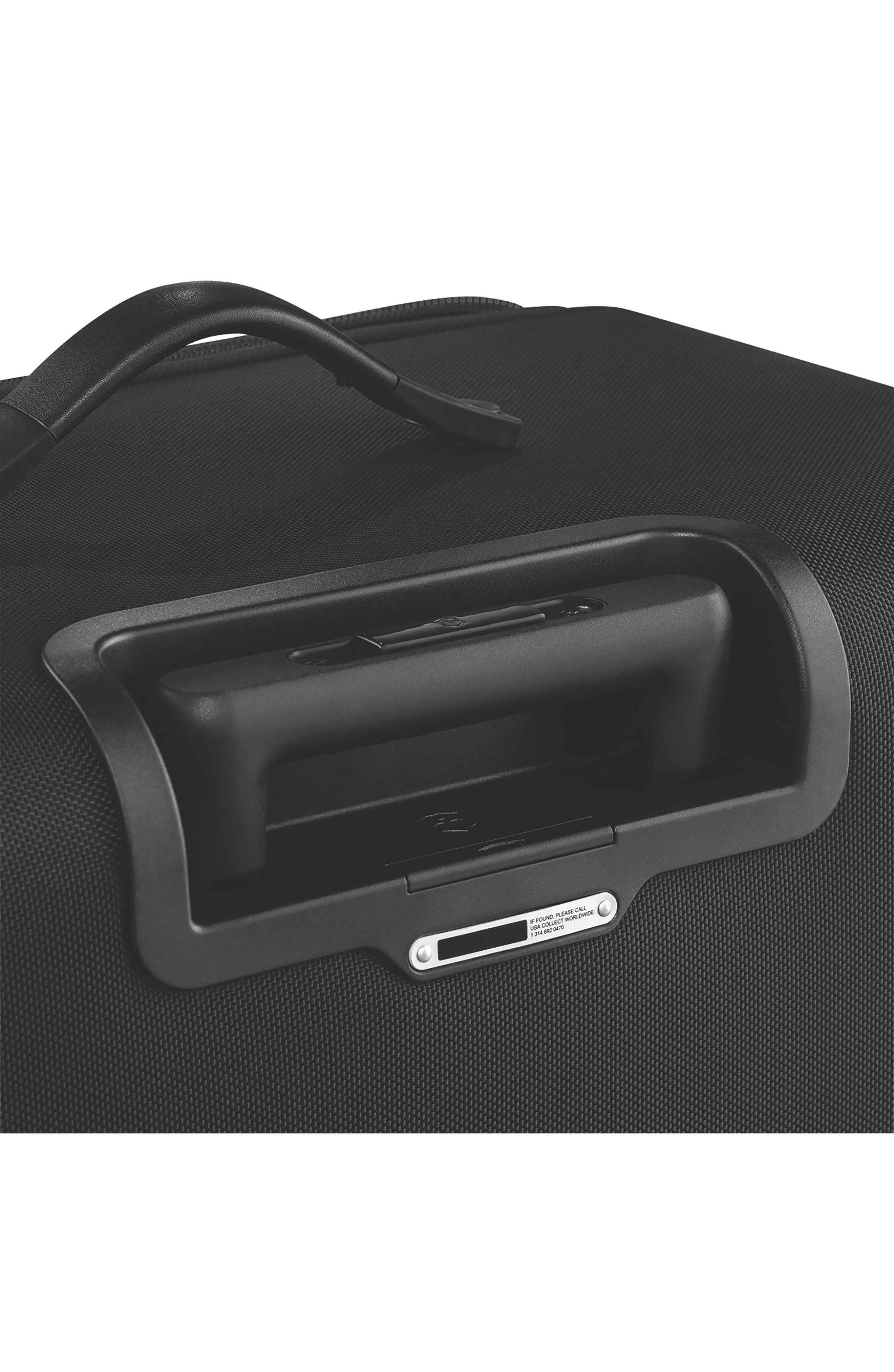 Lexicon 2.0 26-Inch Wheeled Suitcase,                             Alternate thumbnail 4, color,                             BLACK