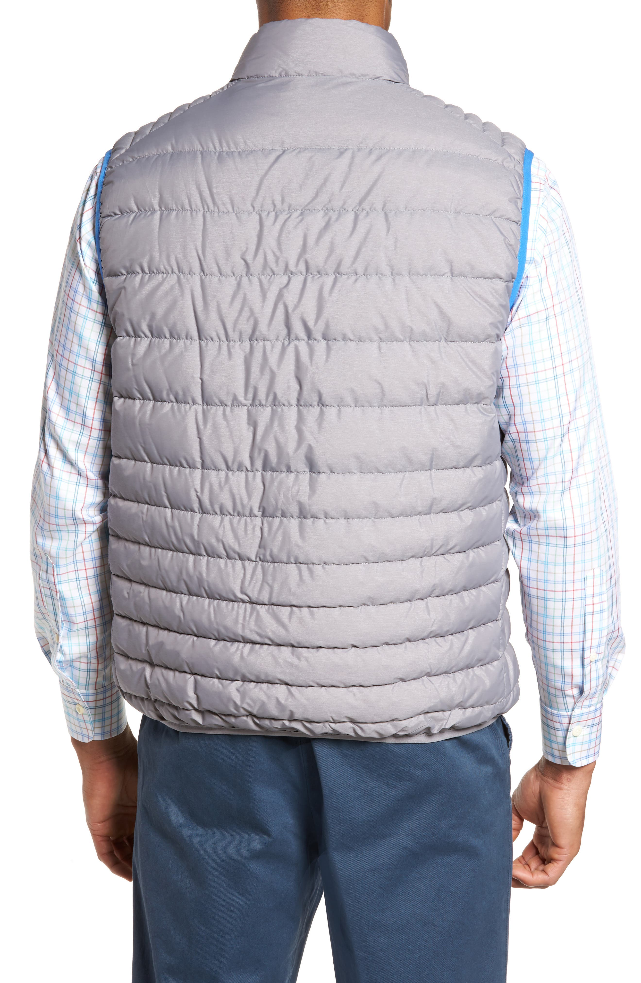 Crown Elite Light Down Vest,                             Alternate thumbnail 2, color,                             010