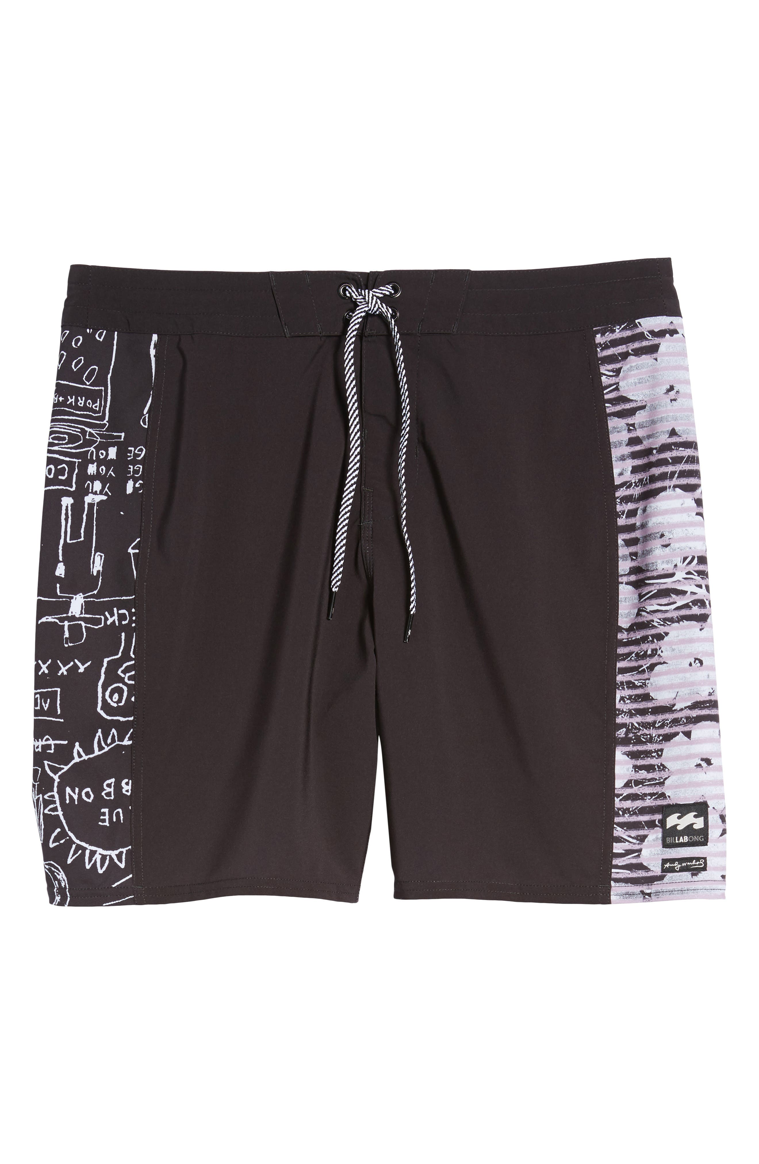 Holy Are You Board Shorts,                             Alternate thumbnail 6, color,                             001