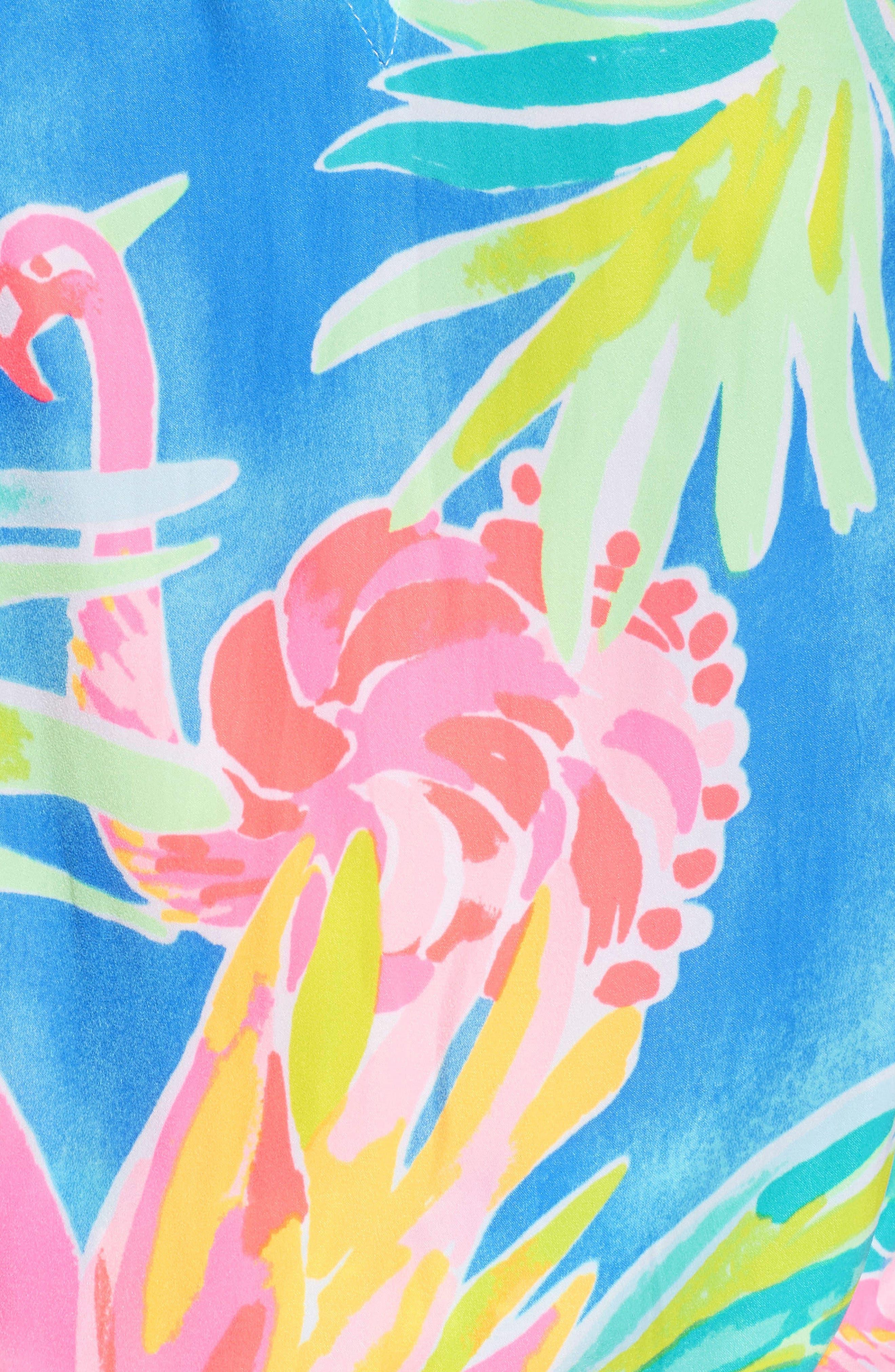 Kellen Top & Shorts Set,                             Alternate thumbnail 6, color,