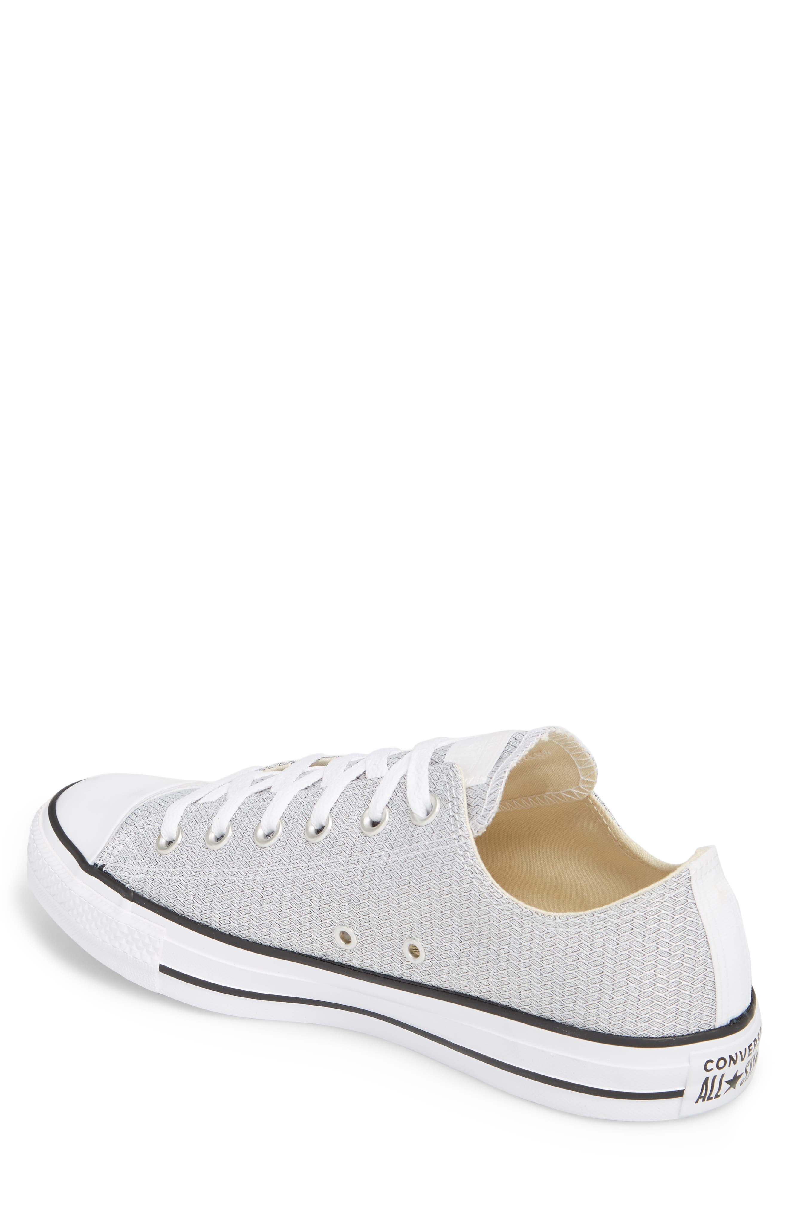 All Star<sup>®</sup> Ripstop Low Top Sneaker,                             Alternate thumbnail 3, color,