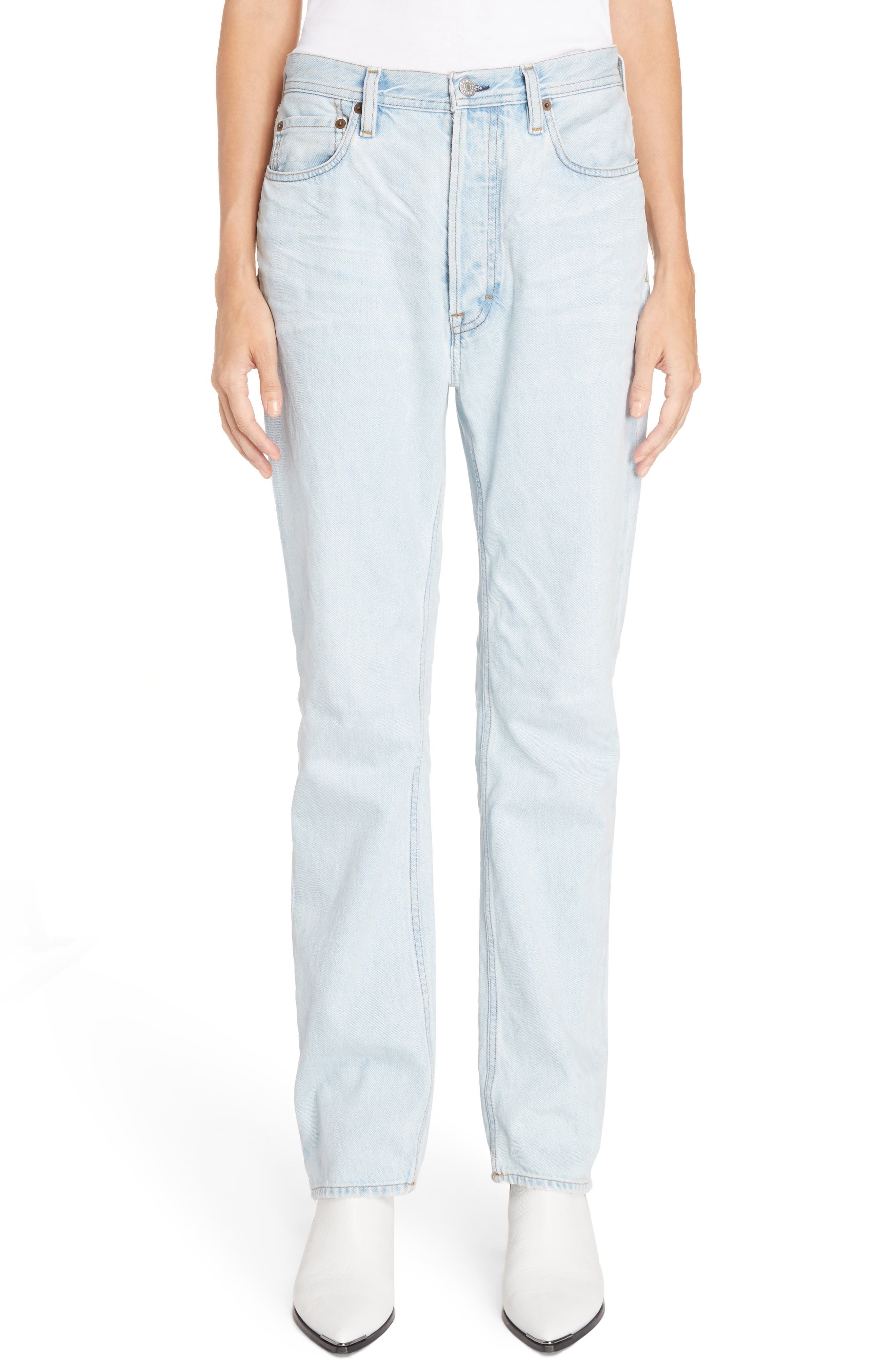 Log Relaxed Leg Jeans,                             Main thumbnail 1, color,                             400