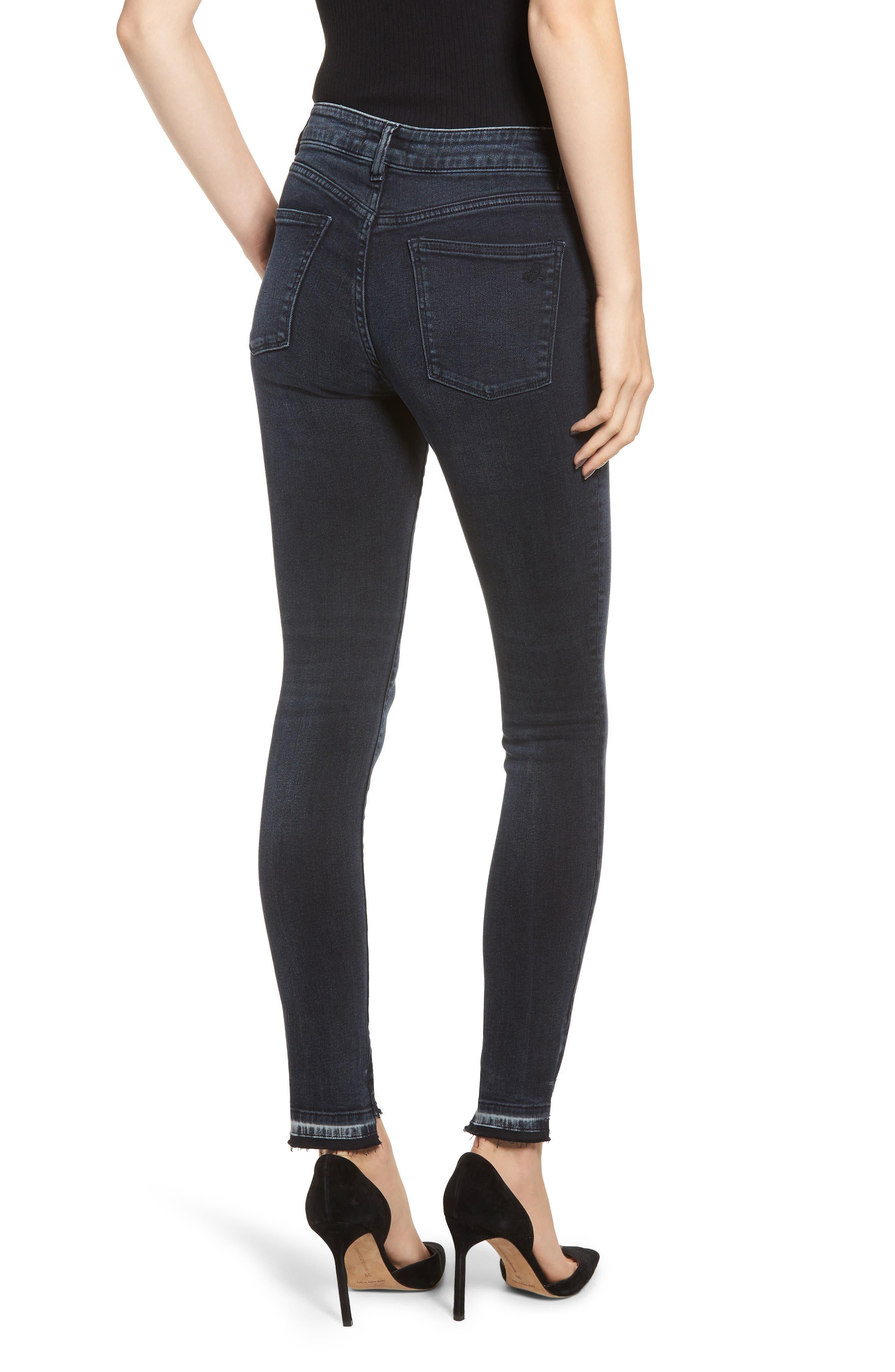 Farrow High Waist Skinny Jeans,                             Alternate thumbnail 2, color,                             425