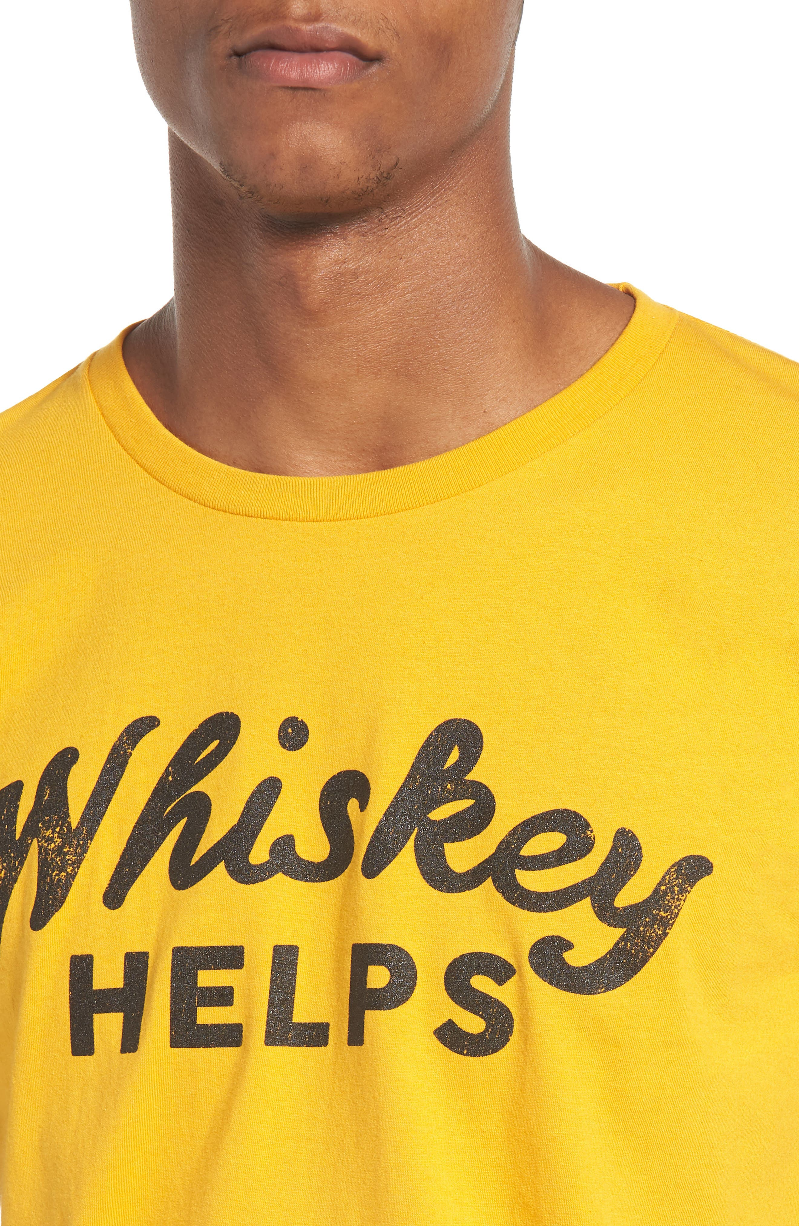 Whiskey Helps T-Shirt,                             Alternate thumbnail 4, color,                             740