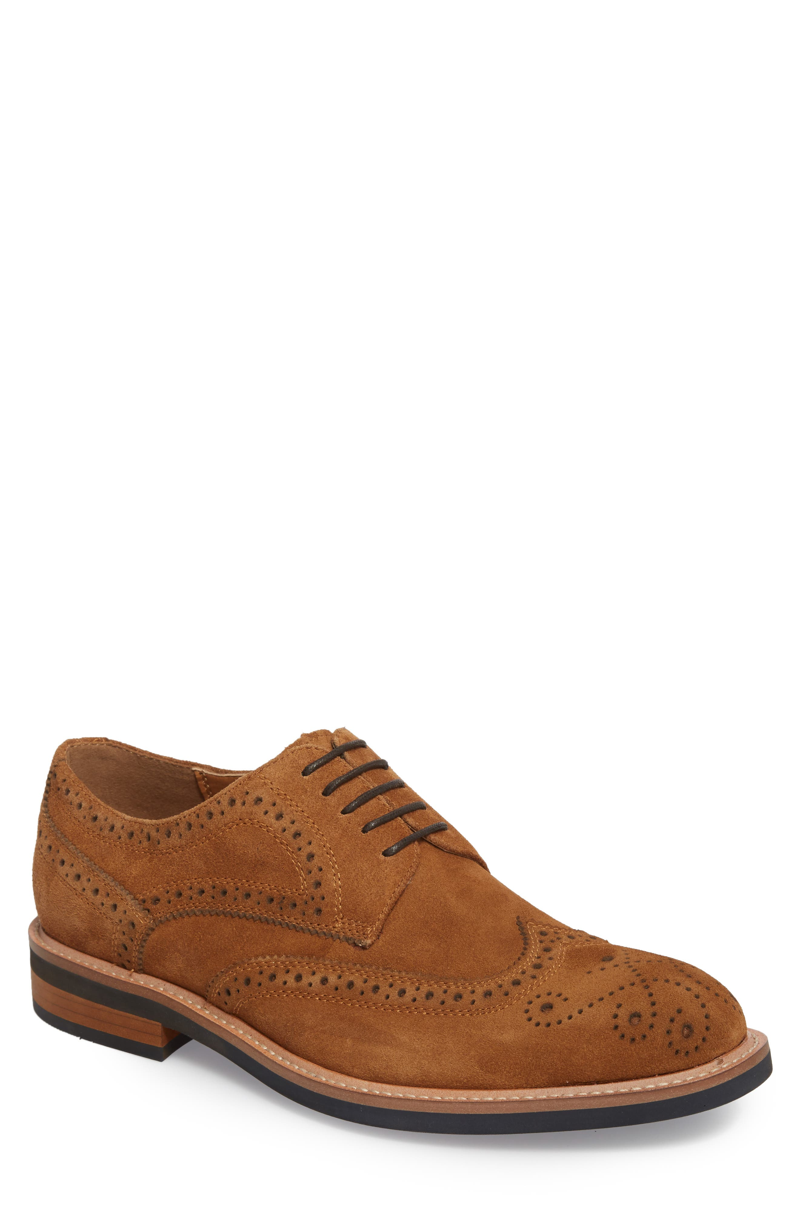Kenneth Cole Reaction Wingtip,                             Main thumbnail 2, color,