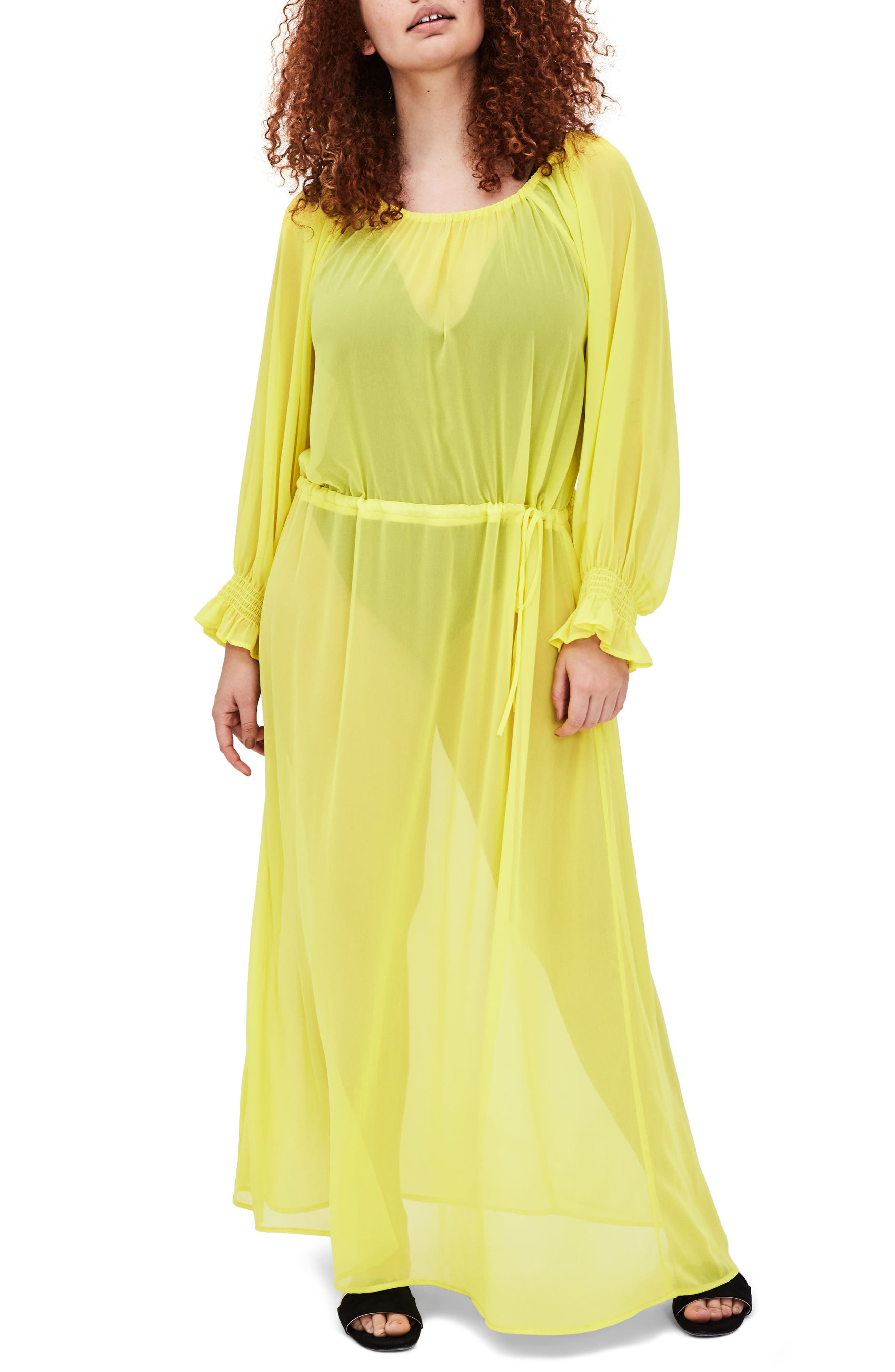 The Sulphur Maxi Dress,                         Main,                         color, 702
