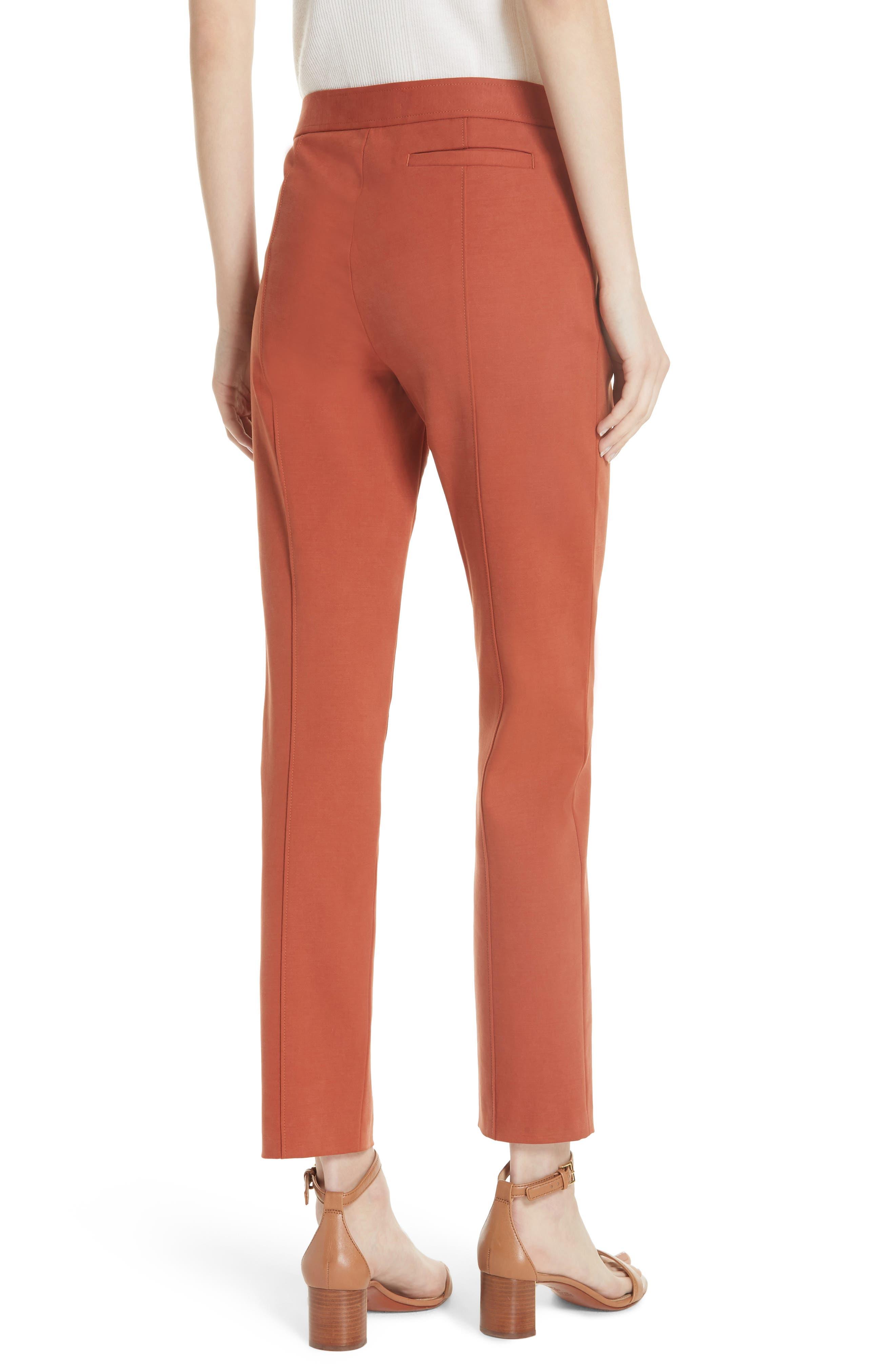 Vanner Slim Leg Ankle Pants,                             Alternate thumbnail 2, color,                             DESERT SPICE