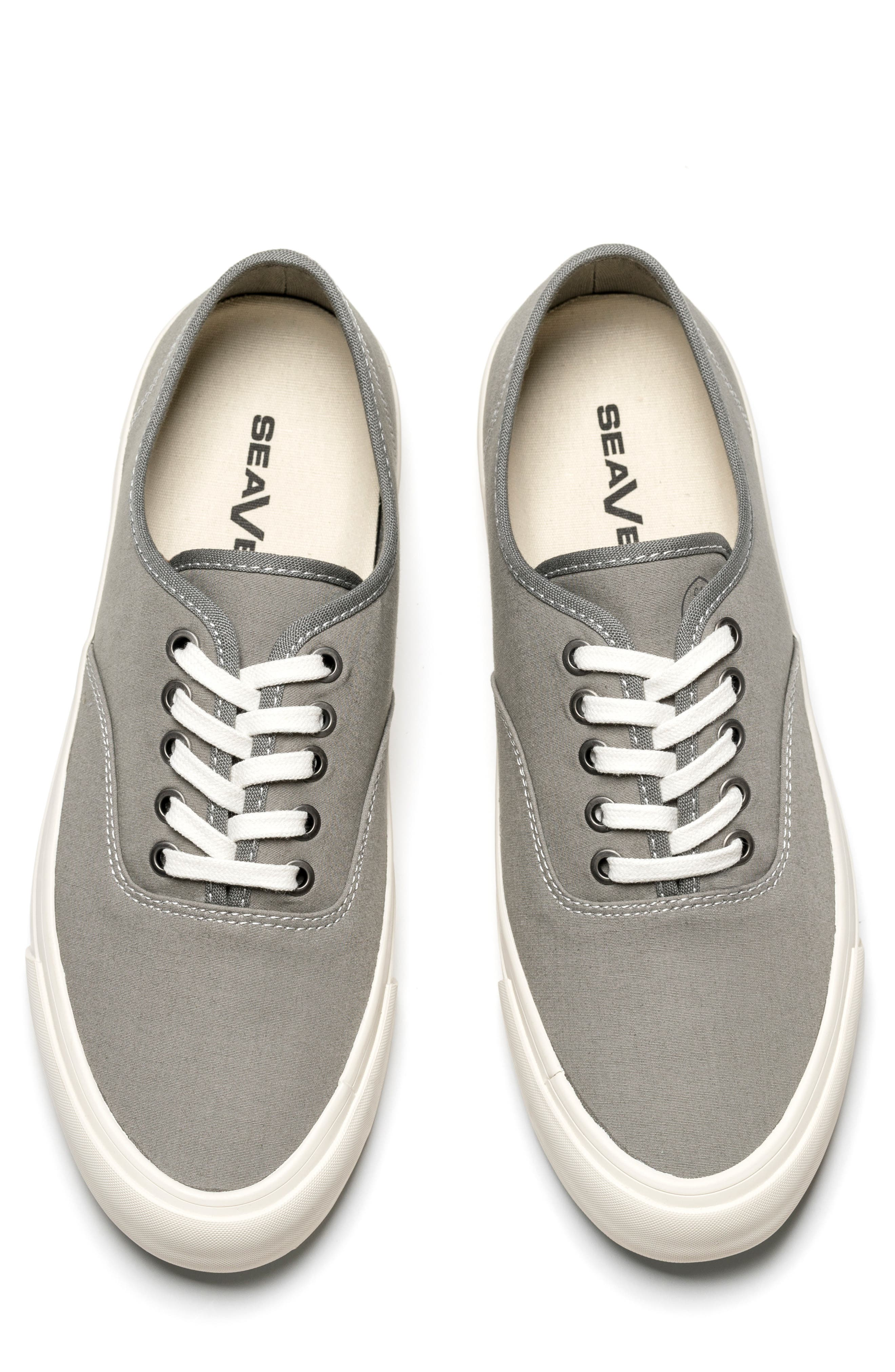 Legend Standard Sneaker,                             Alternate thumbnail 4, color,                             GRANITE GREY