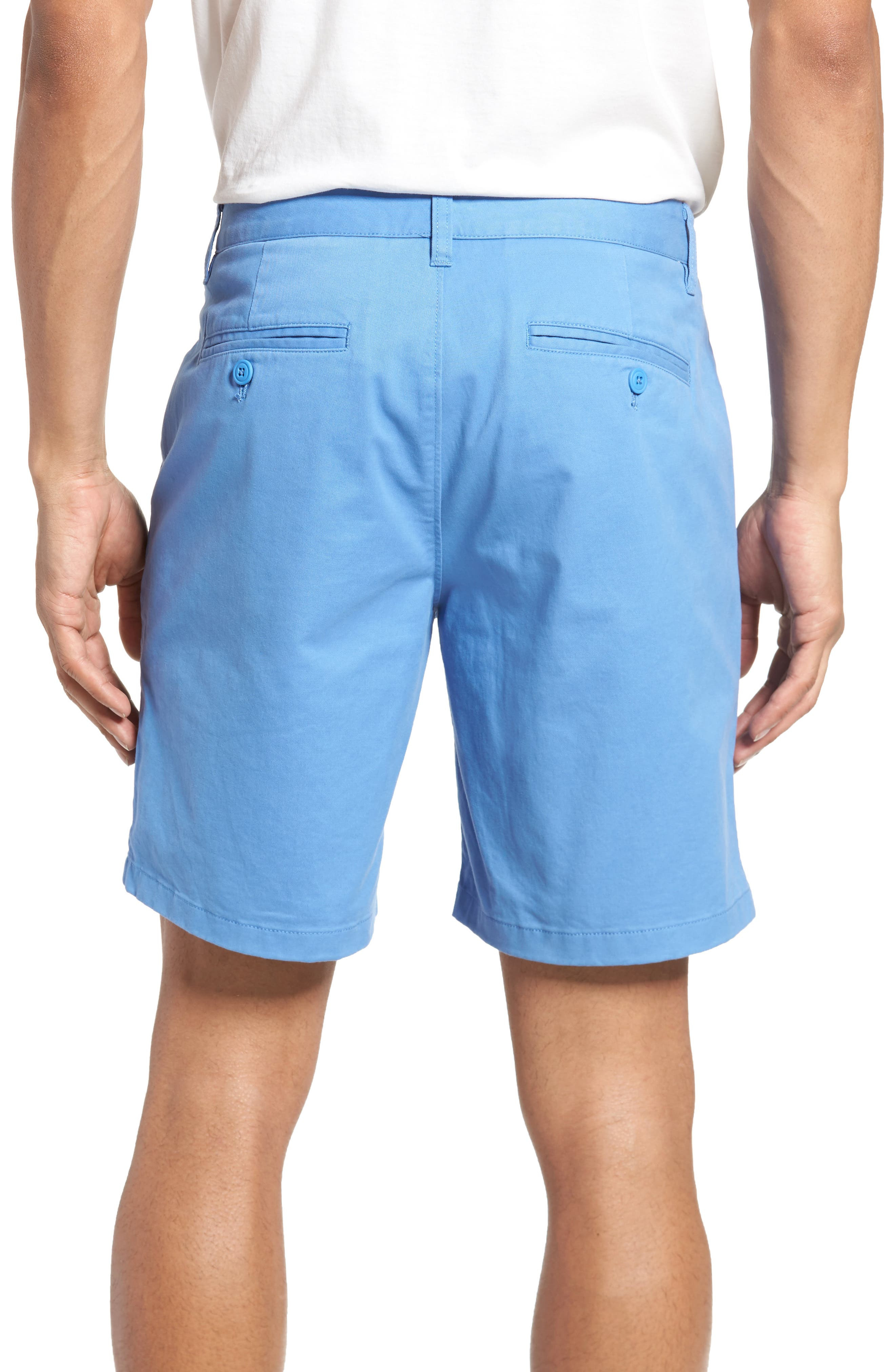 Stretch Washed Chino 7-Inch Shorts,                             Alternate thumbnail 48, color,