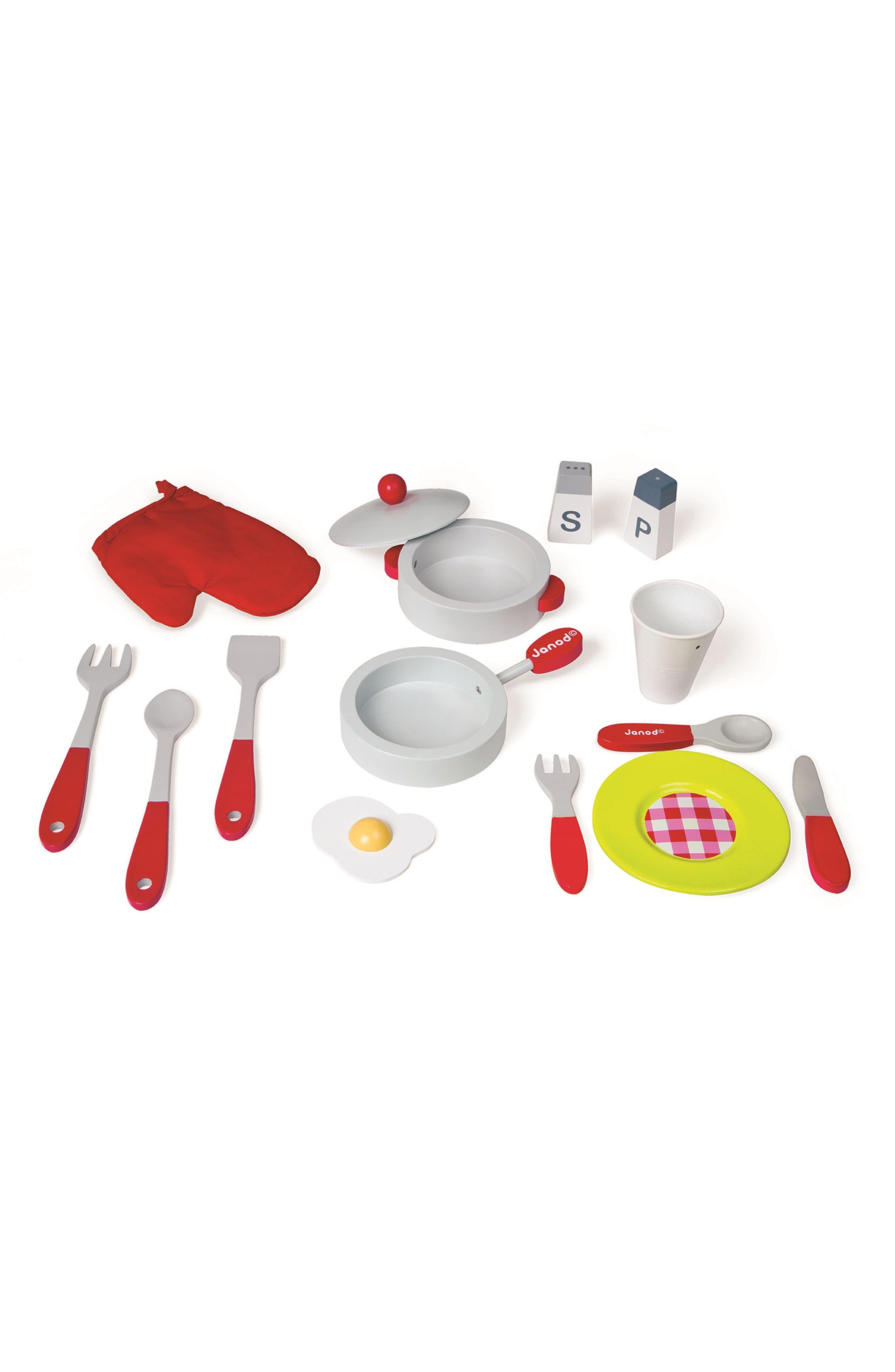 Kitchen Play Set,                             Alternate thumbnail 2, color,                             400