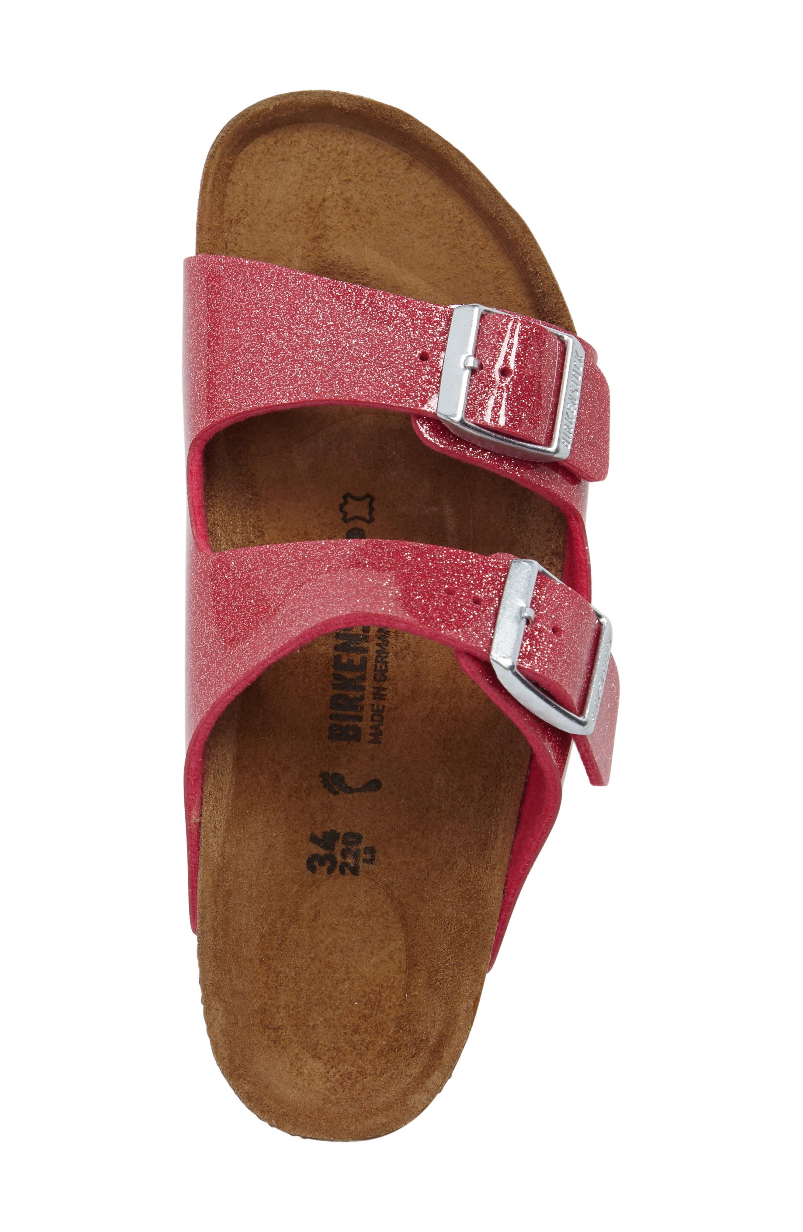 'Arizona Galaxy Birko-Flor' Slide Sandal,                             Alternate thumbnail 18, color,