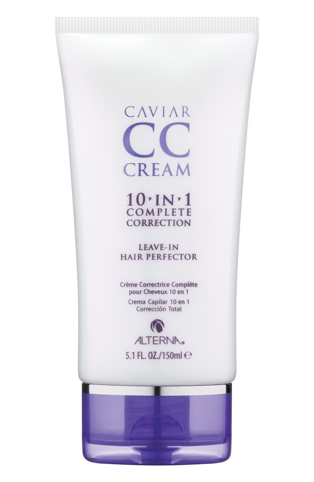 Caviar Anti-Aging CC Cream,                             Main thumbnail 1, color,                             NO COLOR