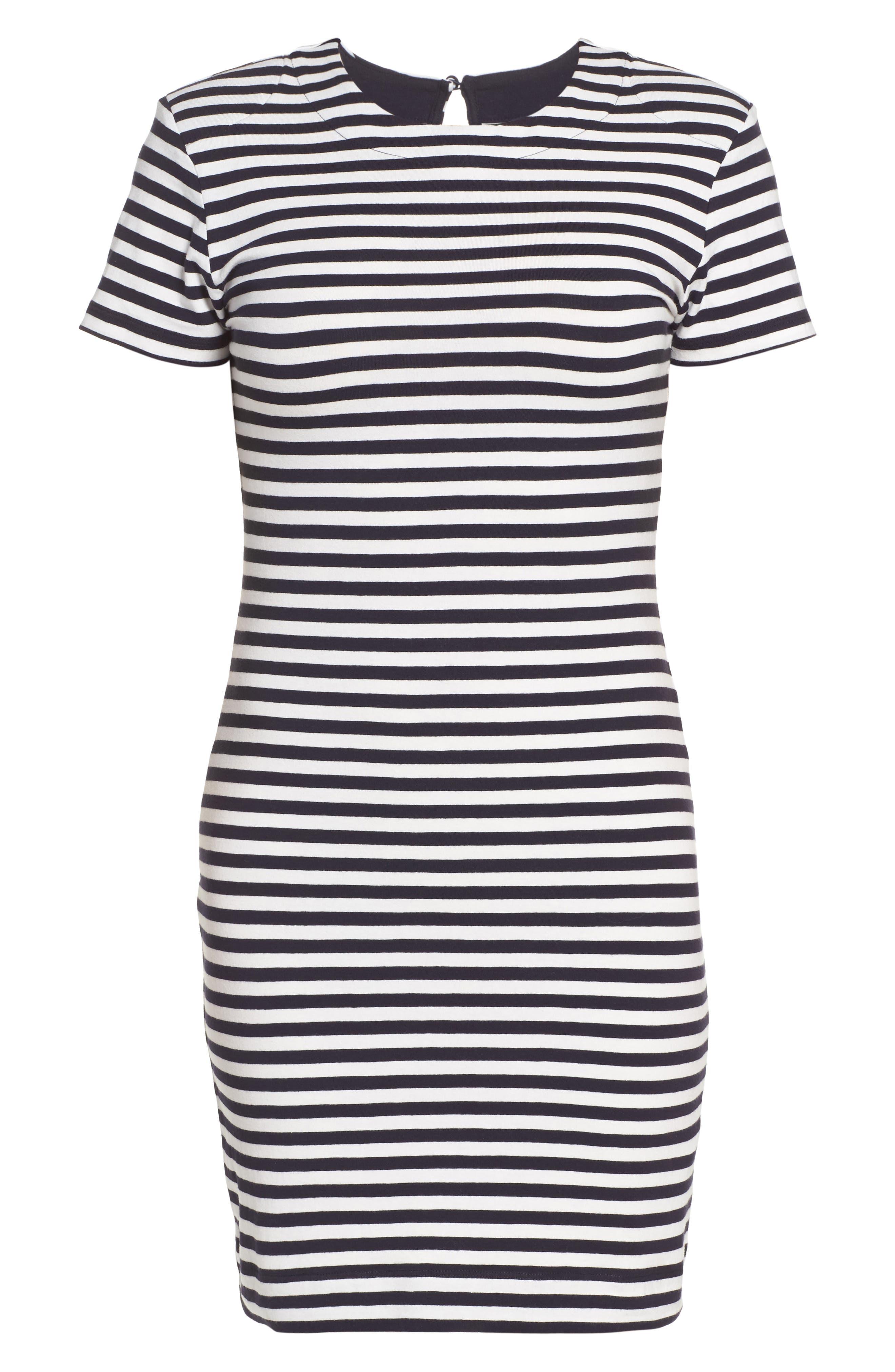 Sienna Knit Dress,                             Alternate thumbnail 6, color,                             493