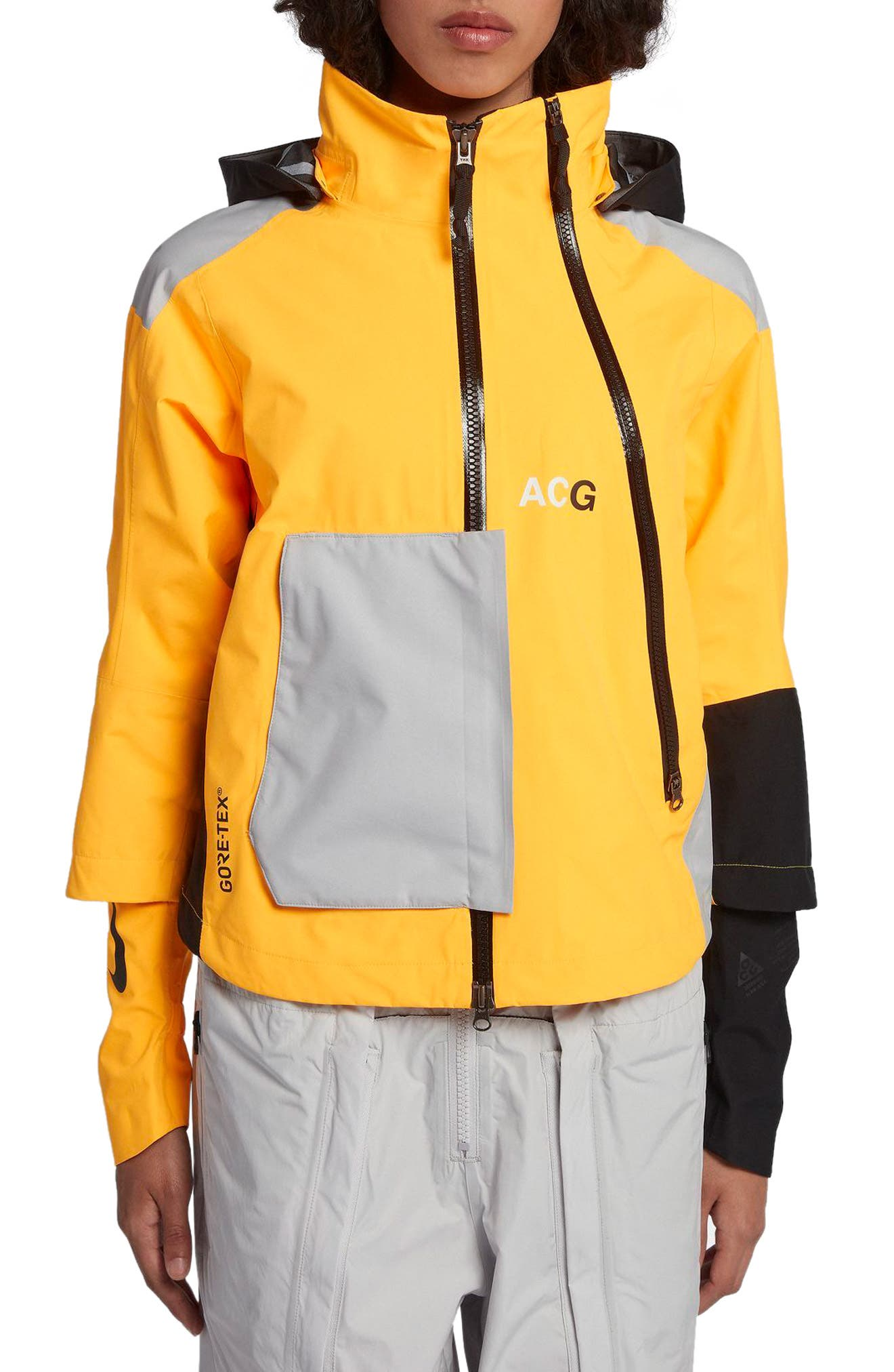 NikeLab ACG Gore-Tex<sup>®</sup> Women's Jacket,                             Main thumbnail 3, color,