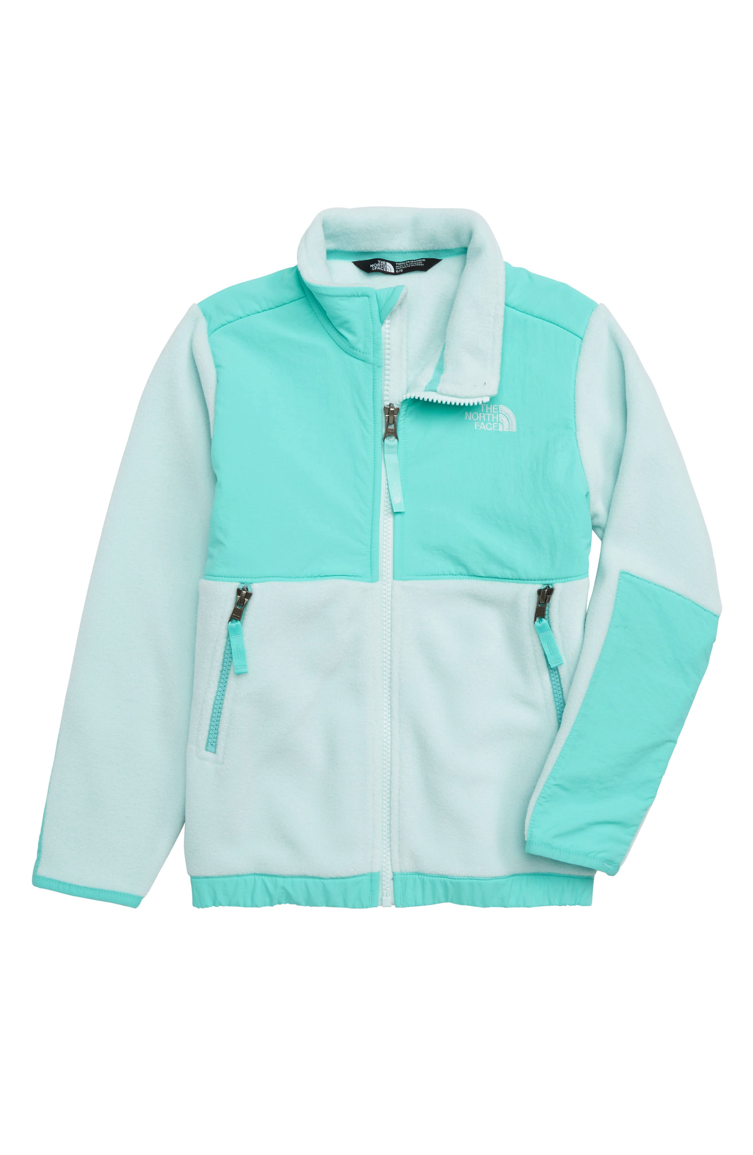 Denali Recycled Fleece Jacket, Main, color, ORIGIN BLUE