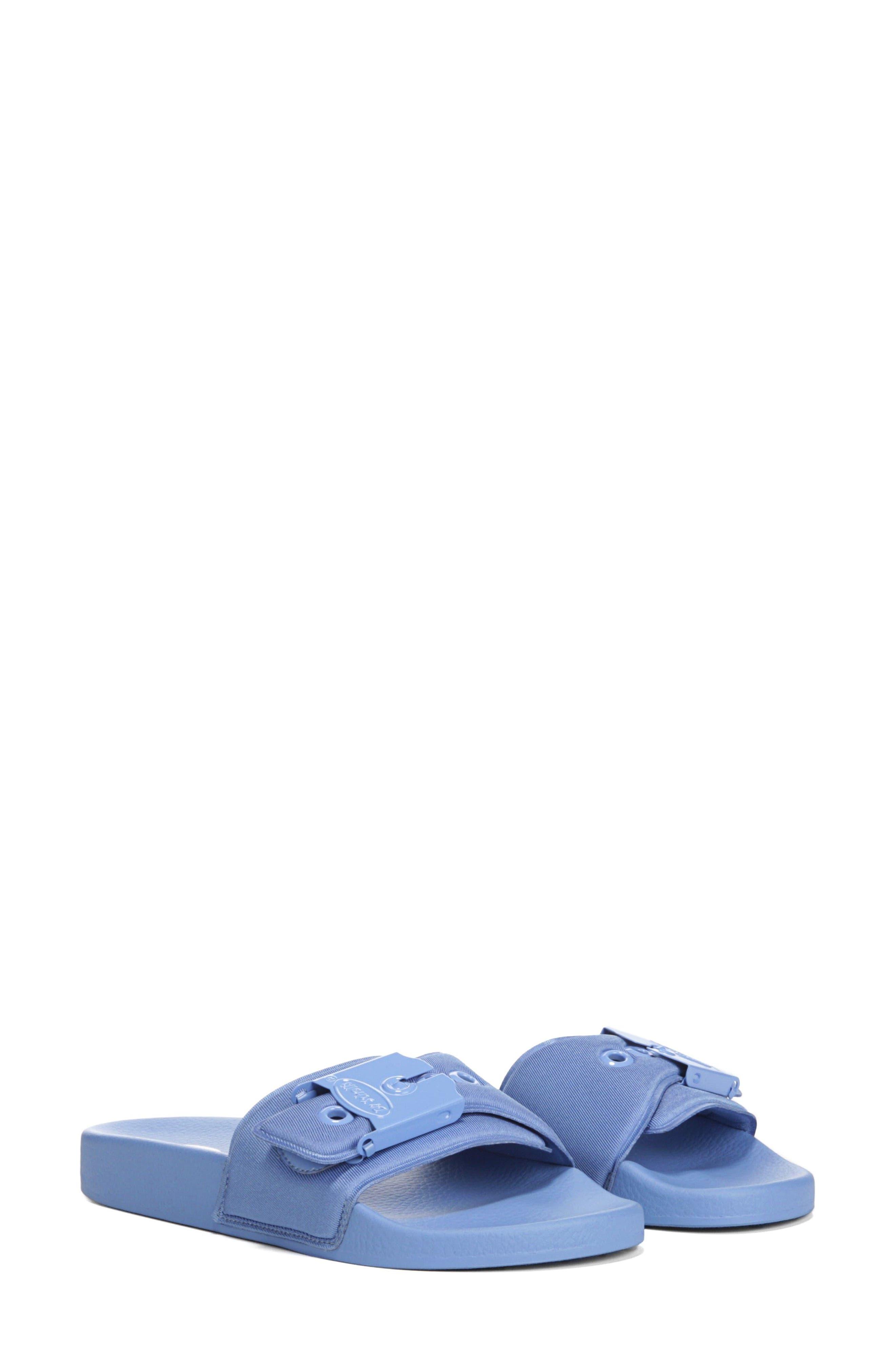 Original Pool Slide Sandal,                             Alternate thumbnail 6, color,                             BLUE