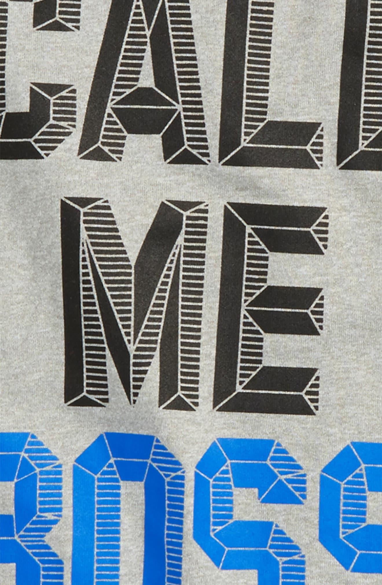 Call Me Boss - Slider Layered T-Shirt,                             Alternate thumbnail 2, color,                             020