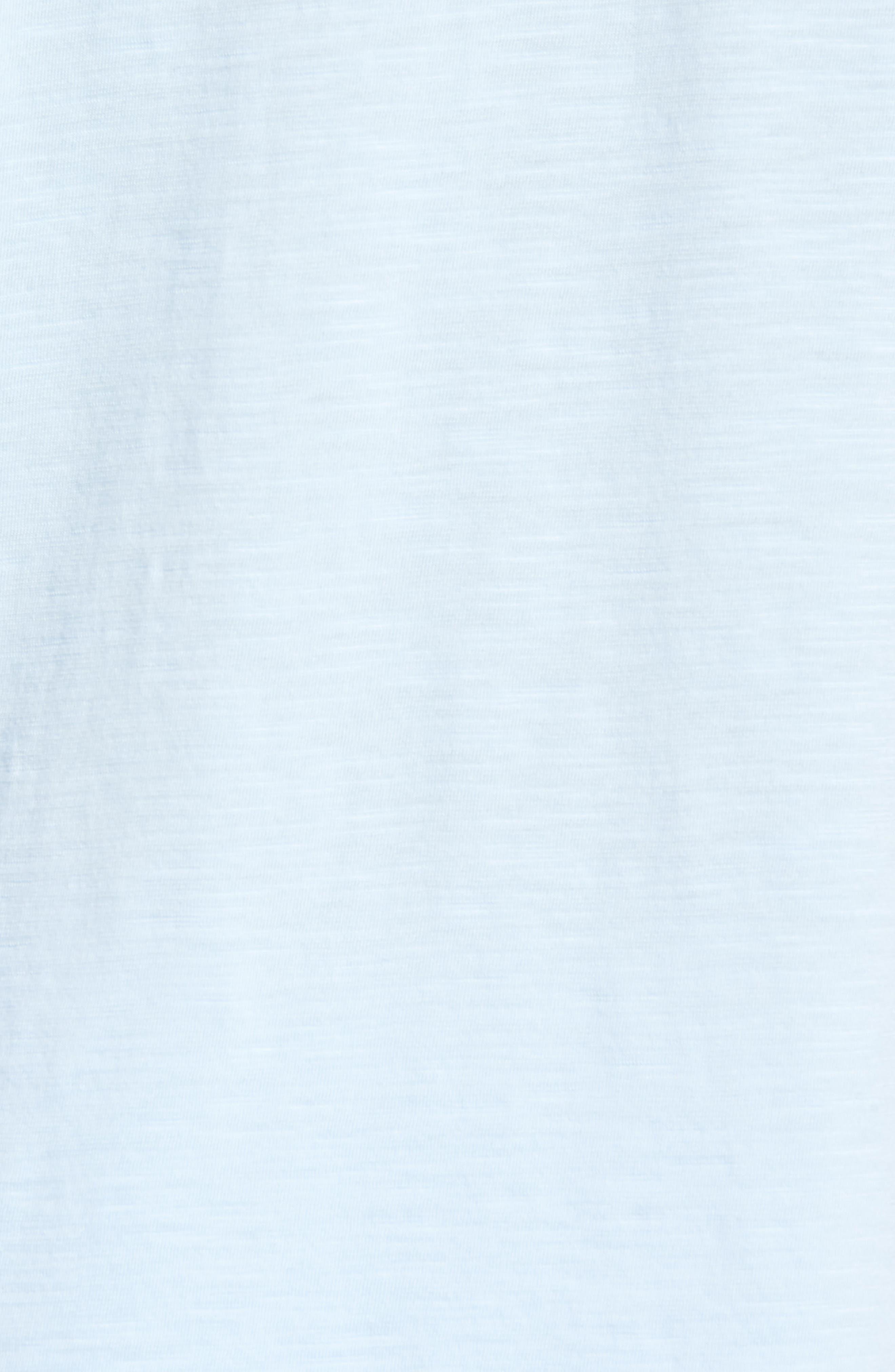 Portside Palms V-Neck T-Shirt,                             Alternate thumbnail 41, color,