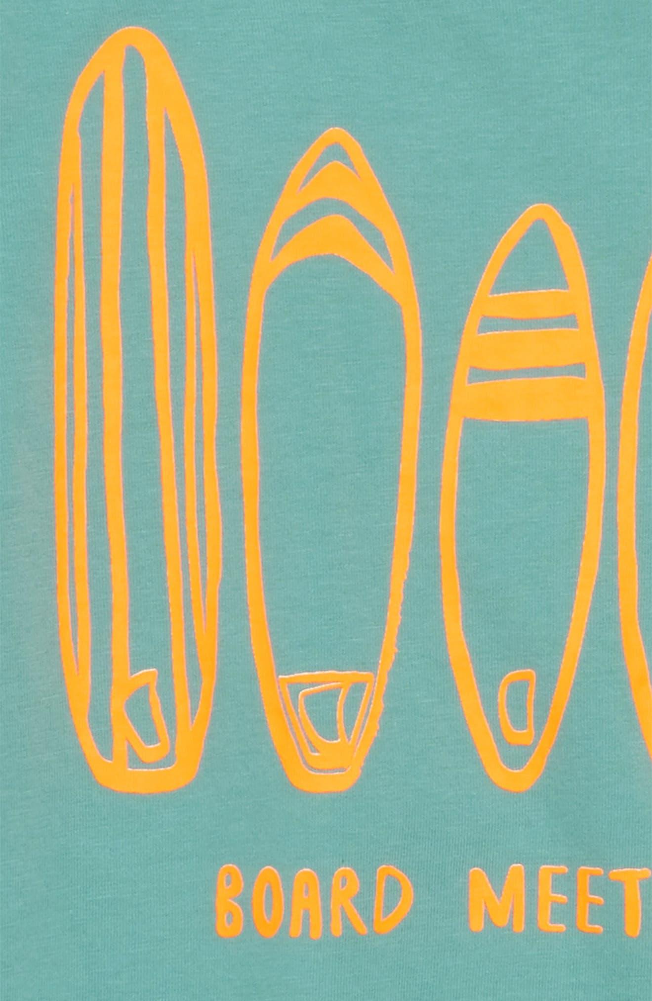 Surf Dude Graphic T-Shirt,                             Alternate thumbnail 2, color,                             334