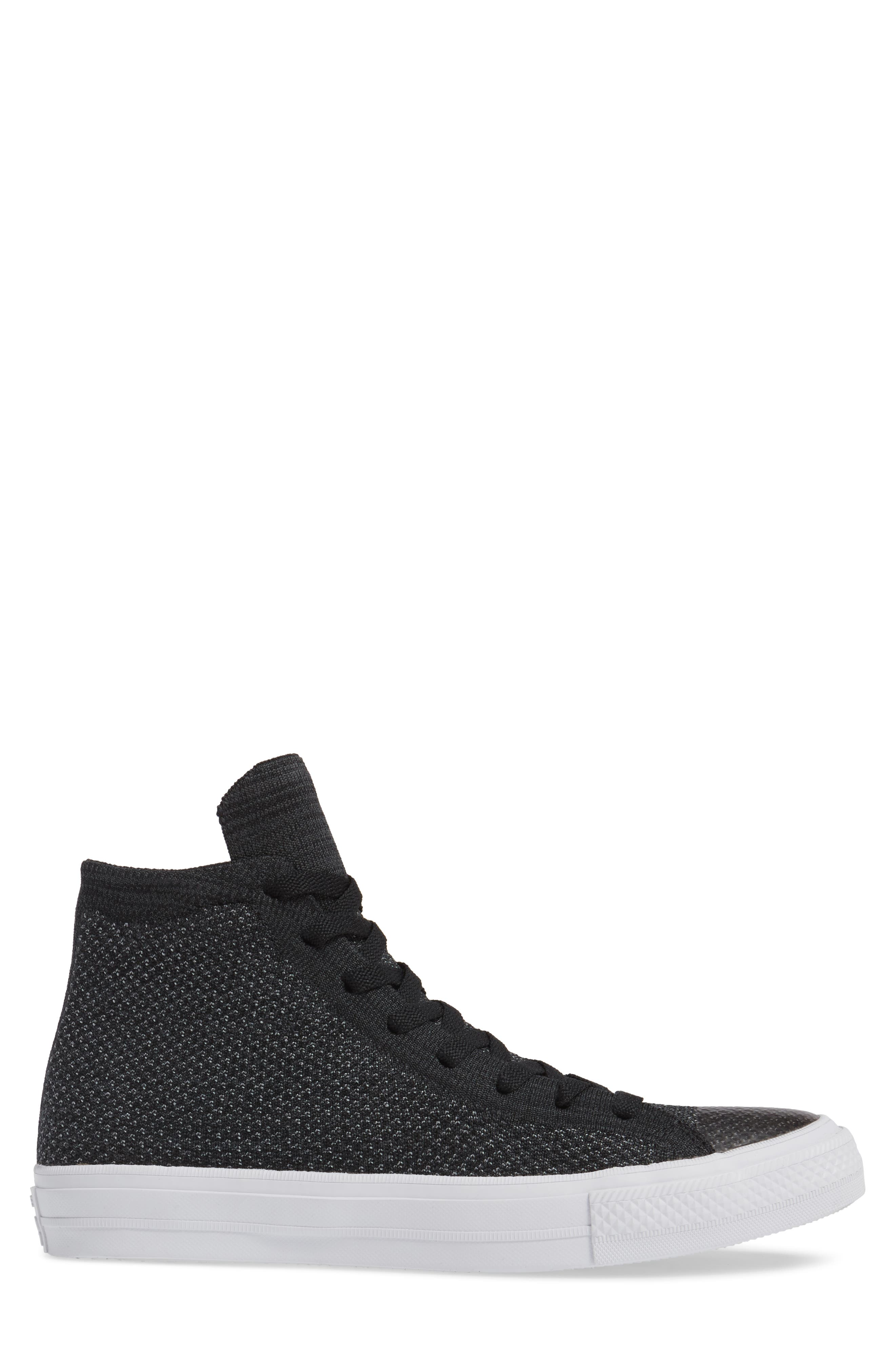 Chuck Taylor<sup>®</sup> All Star<sup>®</sup> Flyknit Hi Sneaker,                             Alternate thumbnail 13, color,