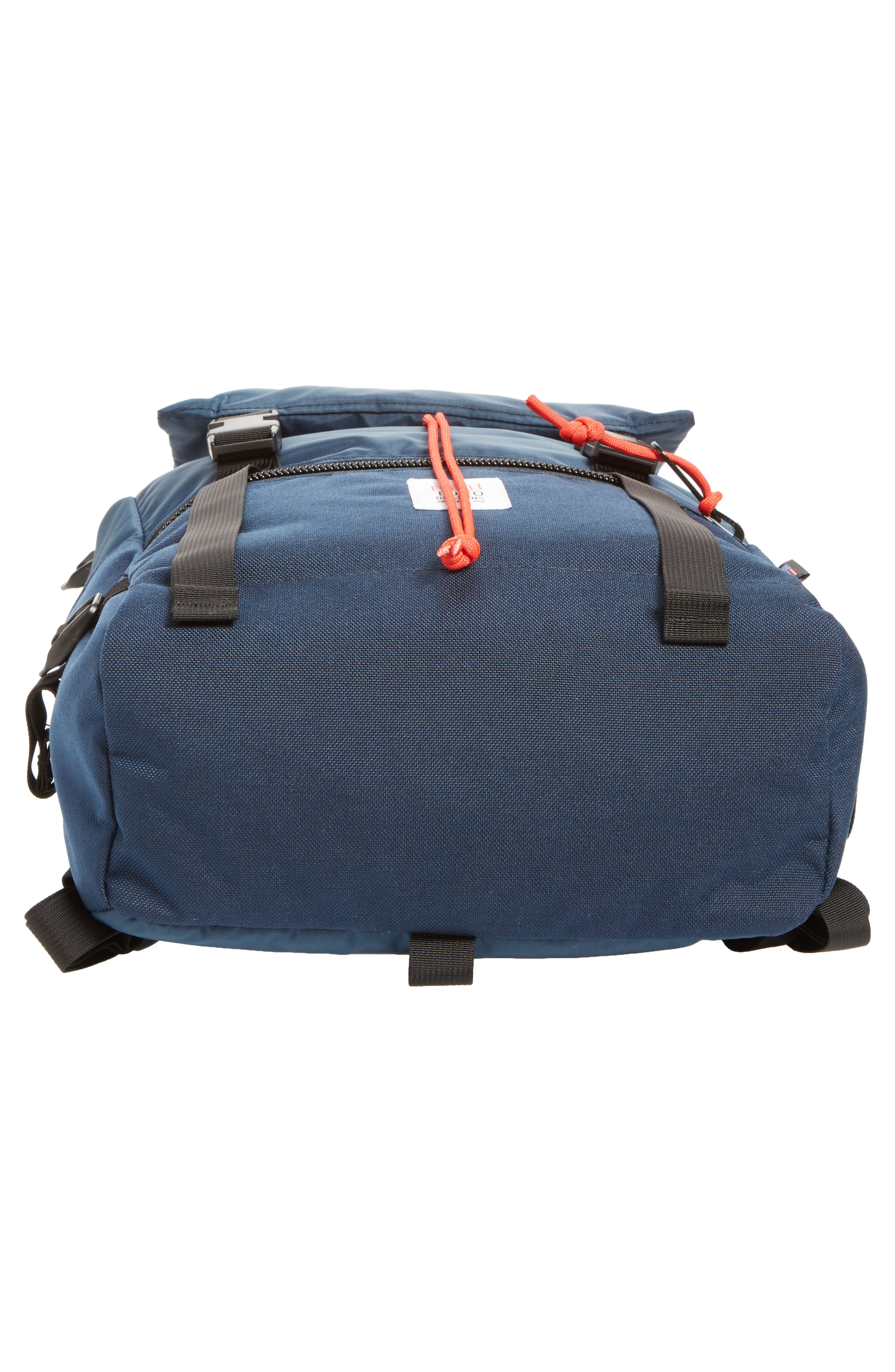 Rover Backpack,                             Alternate thumbnail 6, color,                             NAVY